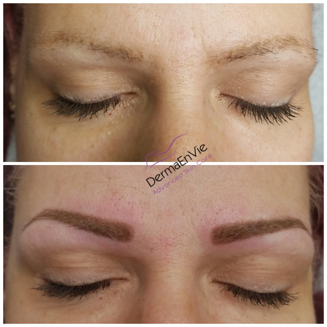 Permanet Makeup Powder Brows