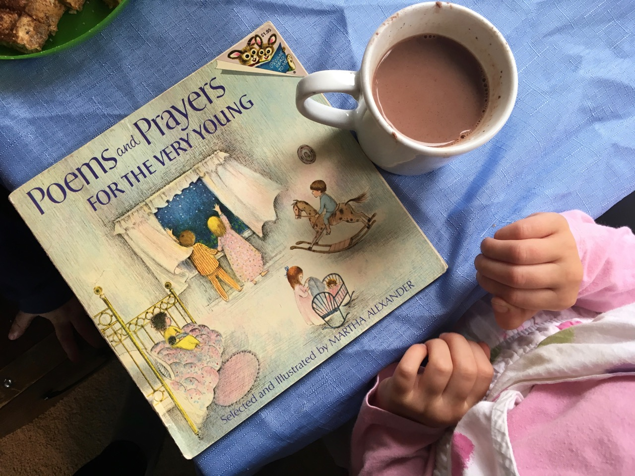 My favorite poetry book for the littlest among us!