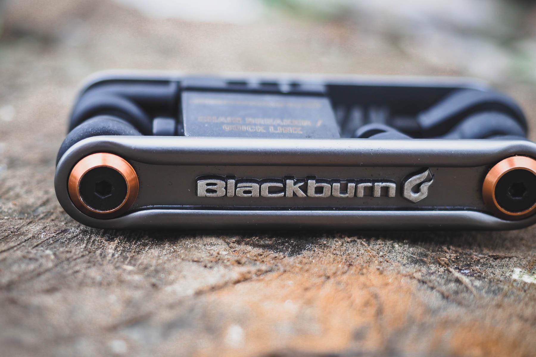 Blackburn Grey 2018 Tradesman Bike Multi Tool