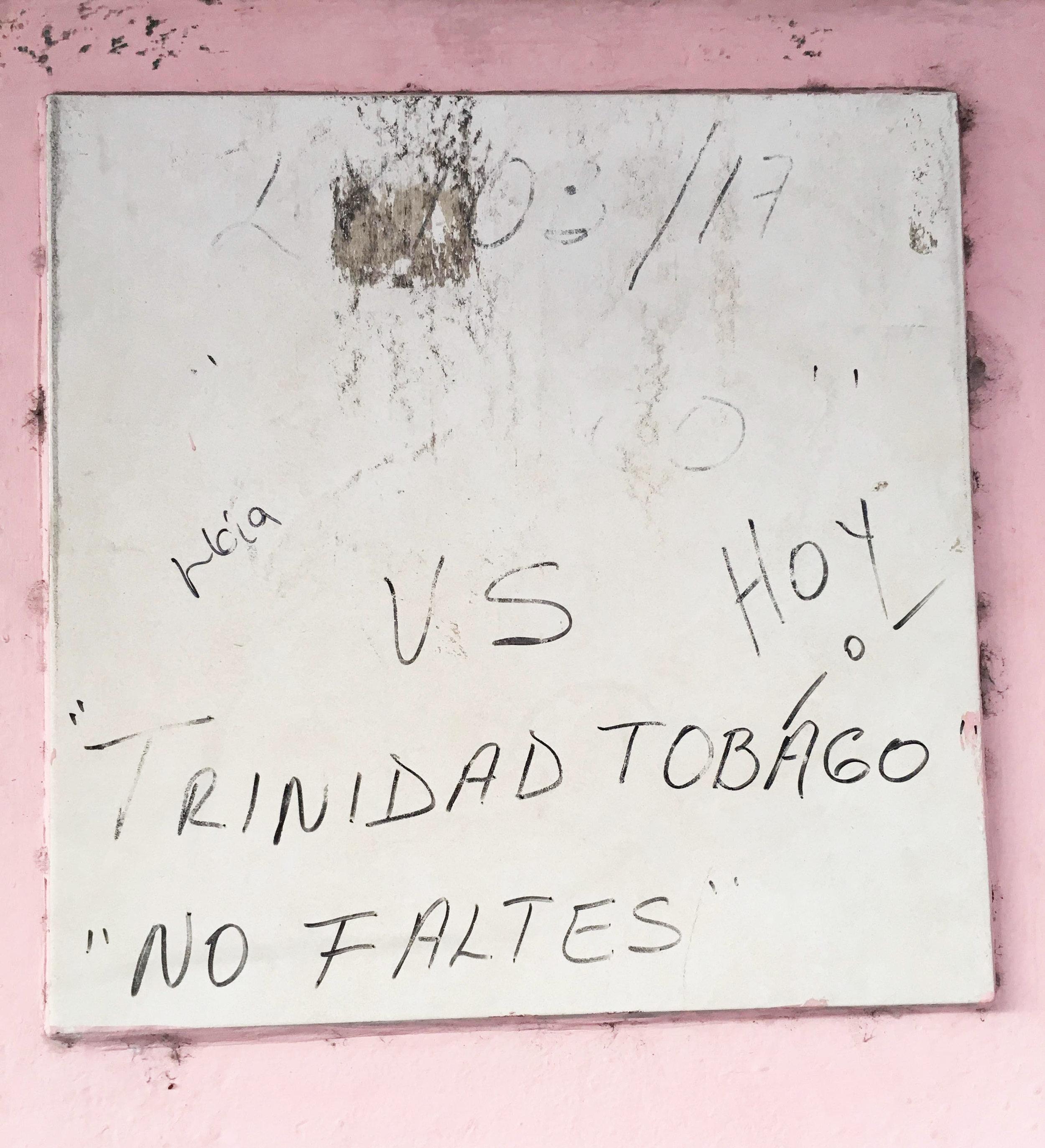 Spotted in Veracruz, Mexico