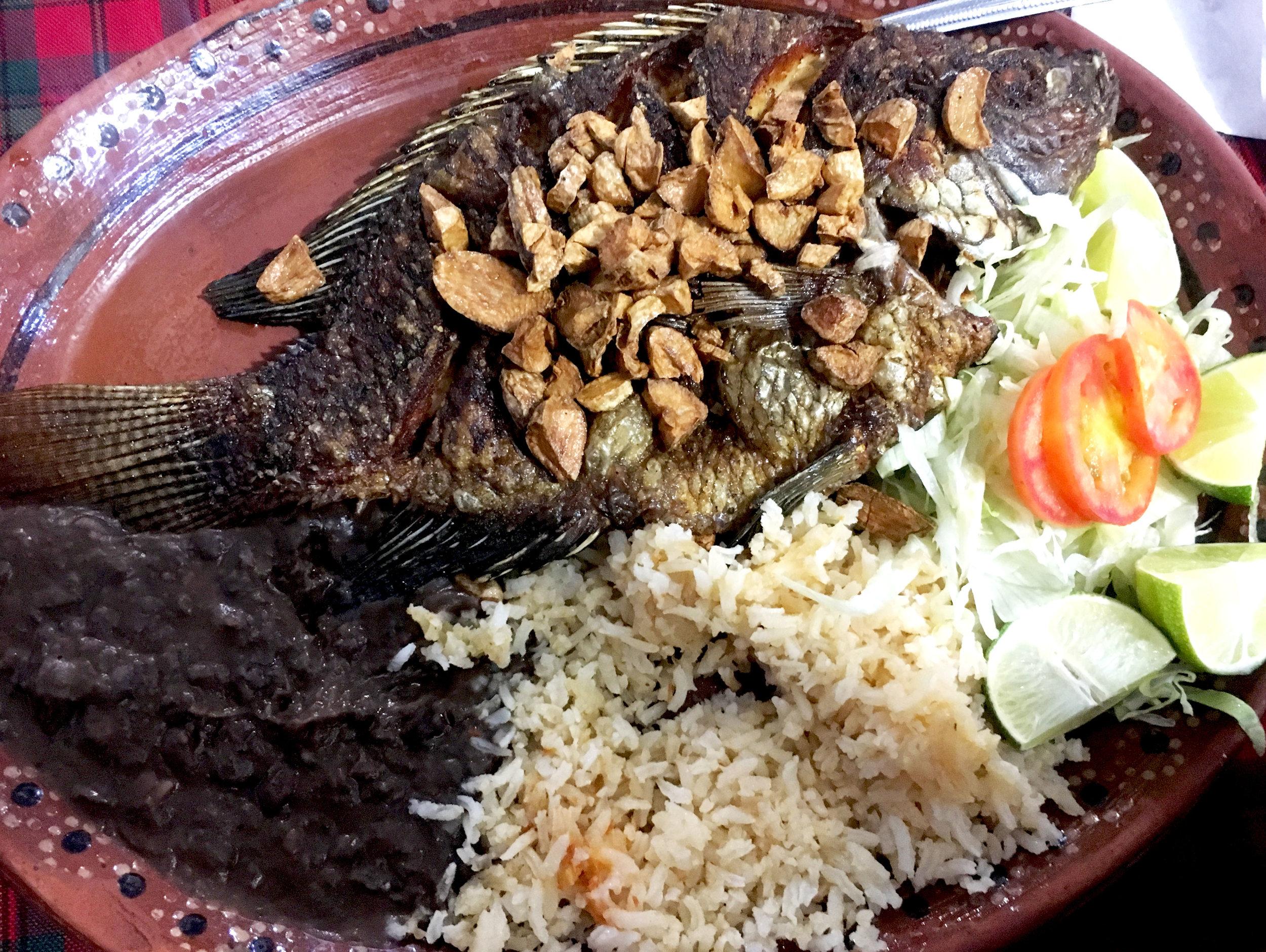 Food in Veracruz, Mexico
