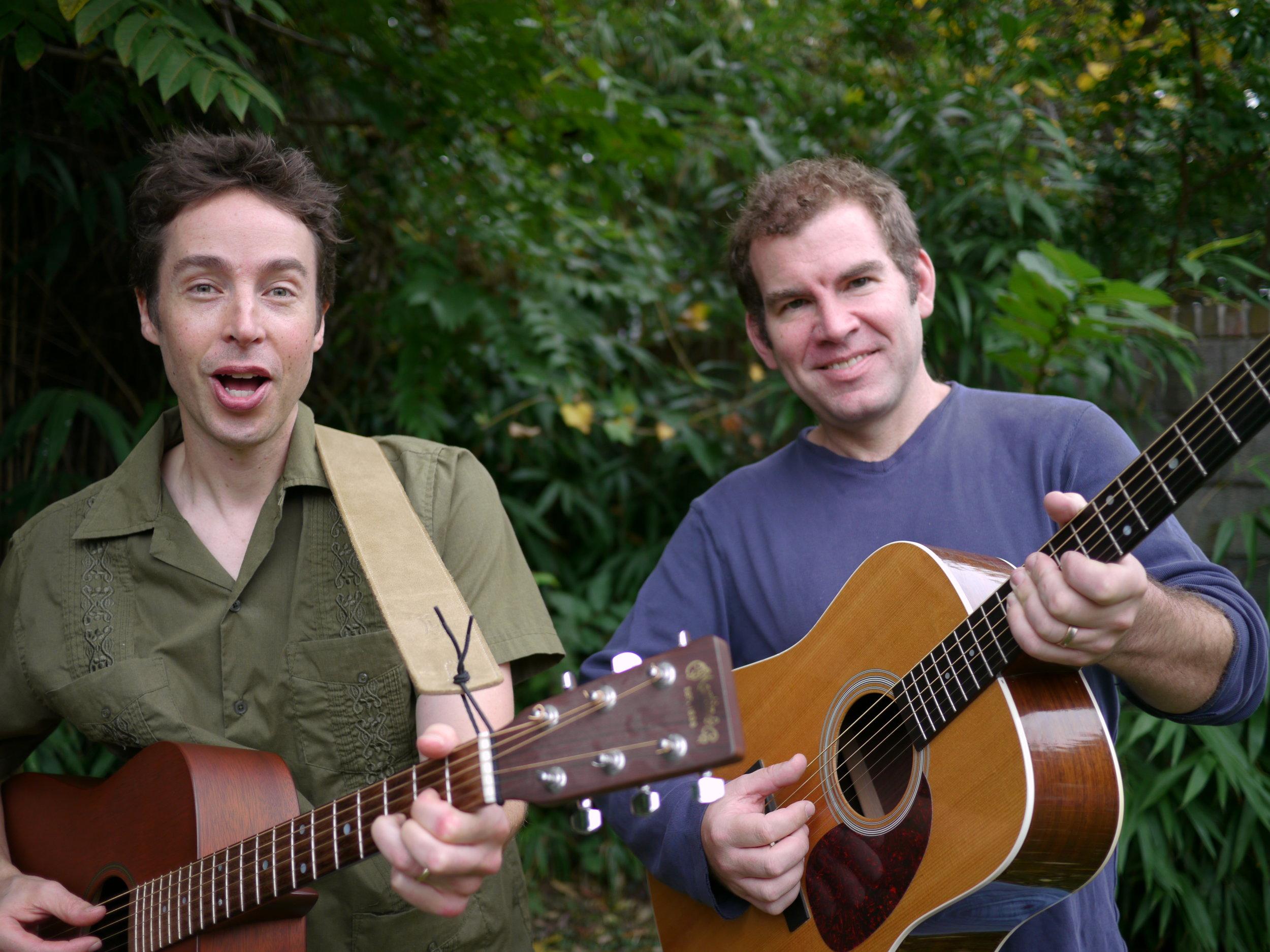 King Bullfrog duo.JPG