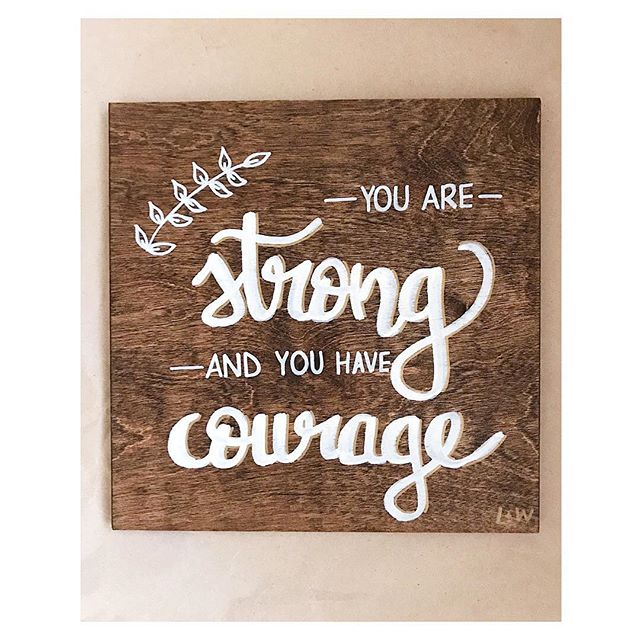 This was one of the few gifts that I sent for the #blackgirlscraft Christmas Gift Exchange ❤️ . . . . . #moderncalligraphy #handlettering #lettering #woodsigns #woodensigns #wooddecor #handlettered #handletteredsigns #rusticdecor #motivationalsigns