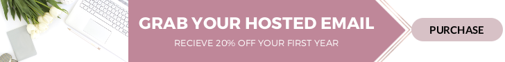 Get your hosted email
