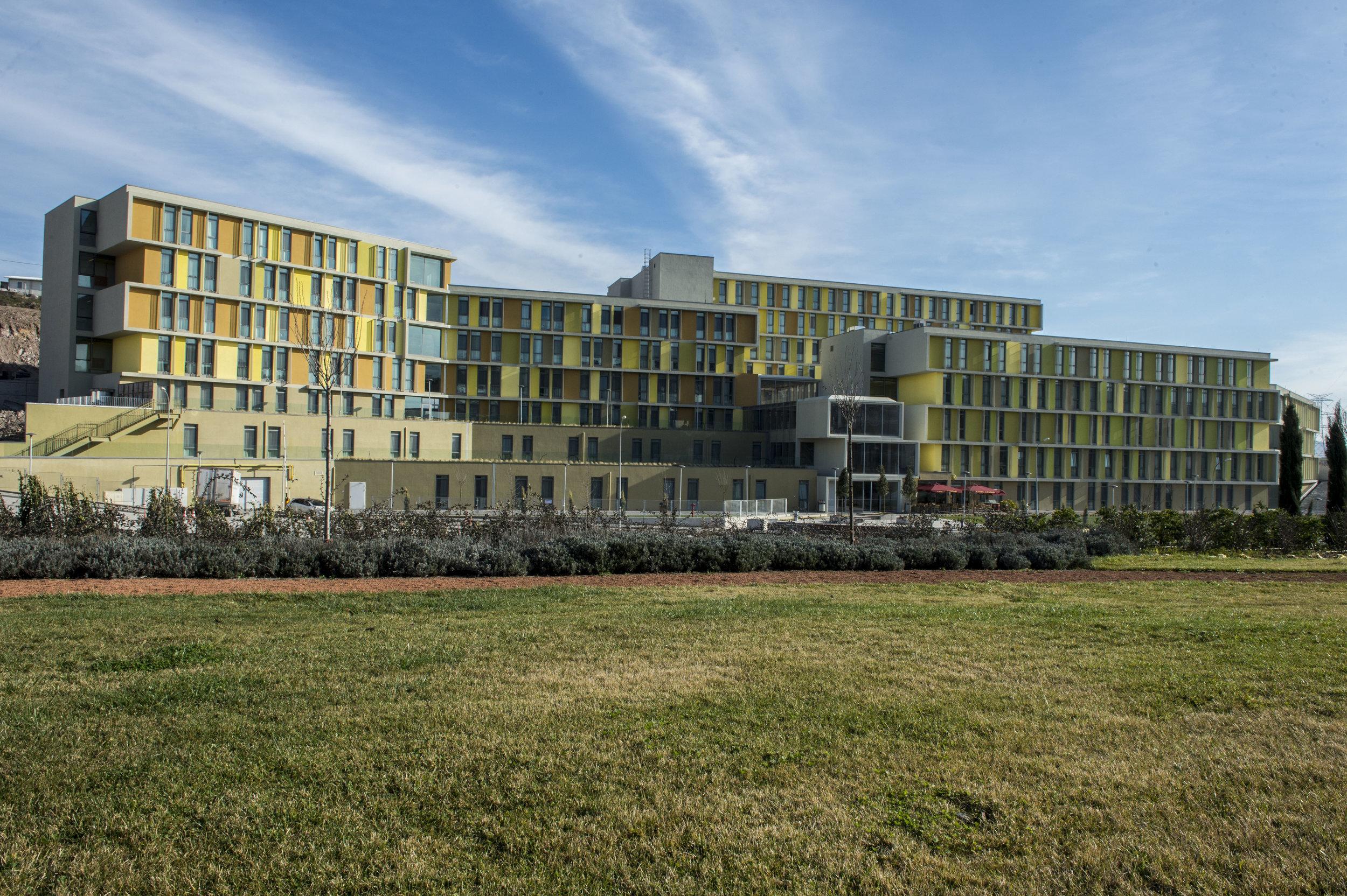 OZU Dormitory 4 - 5