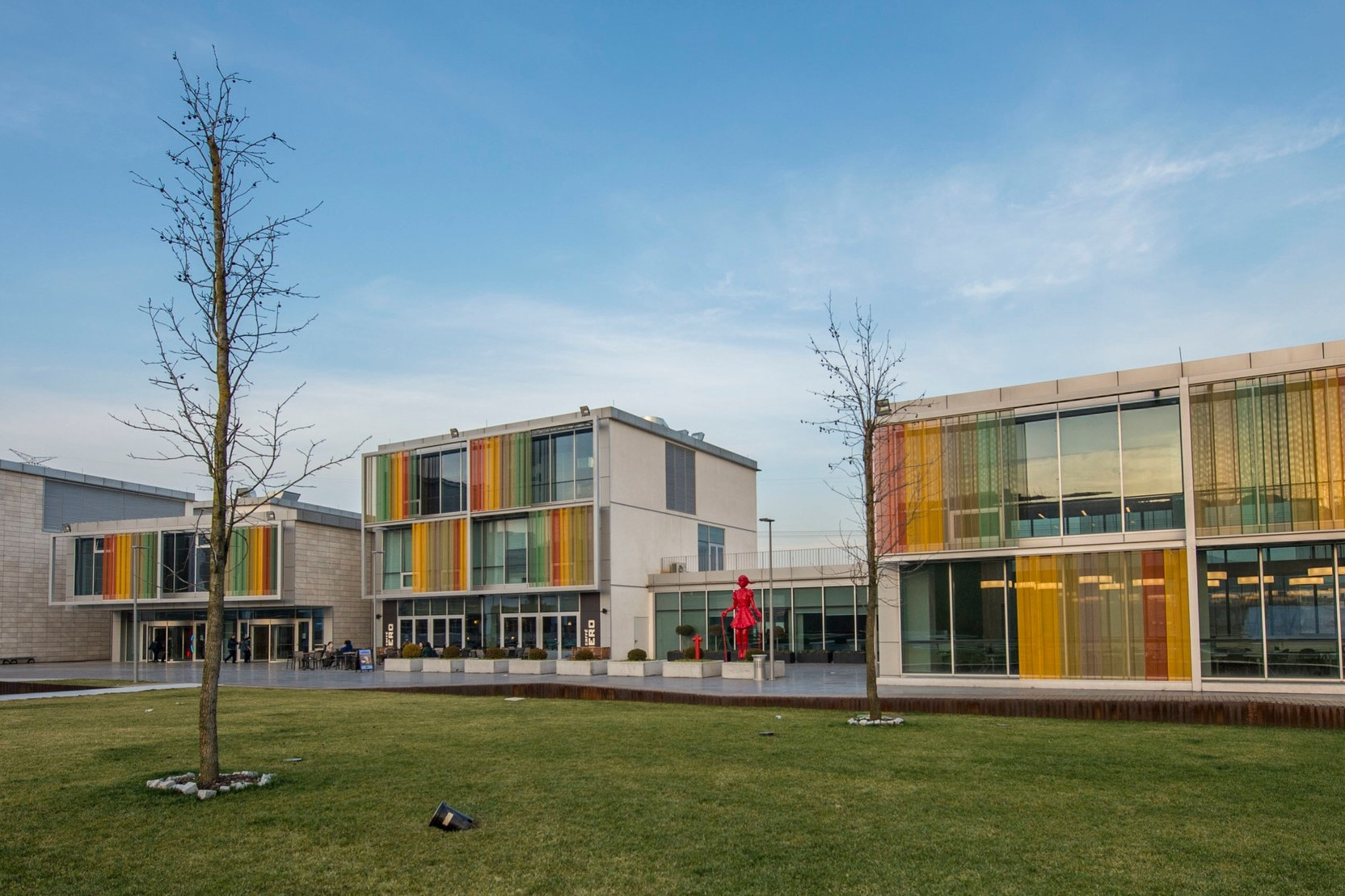 OZU Student Center