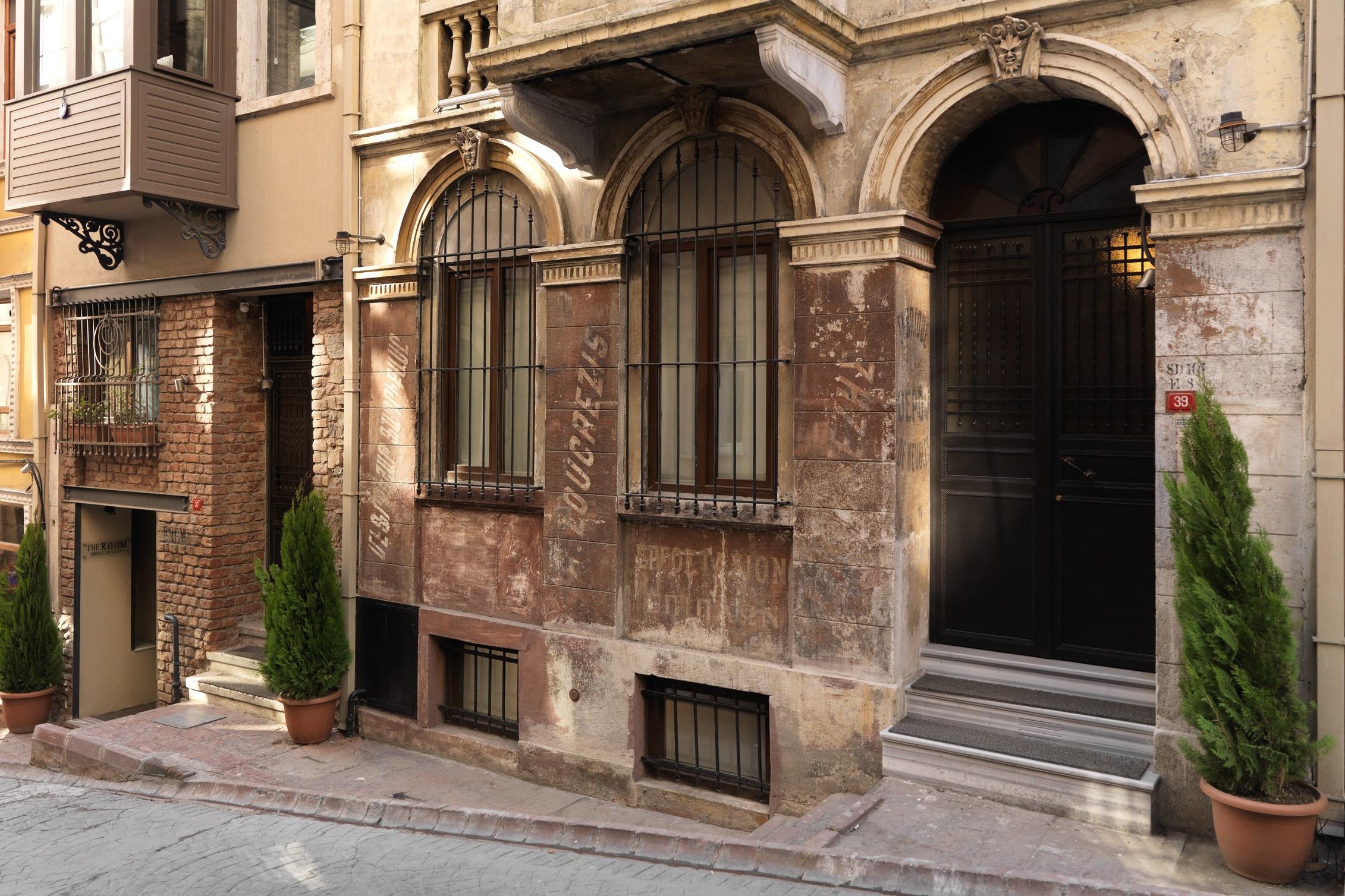 Rooms Galata Hotel