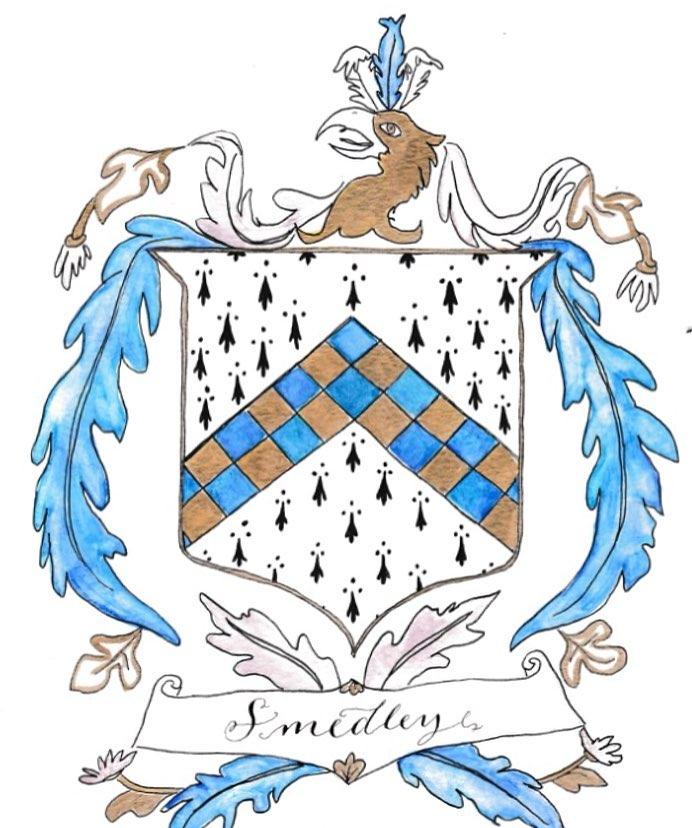 Smedley Crest
