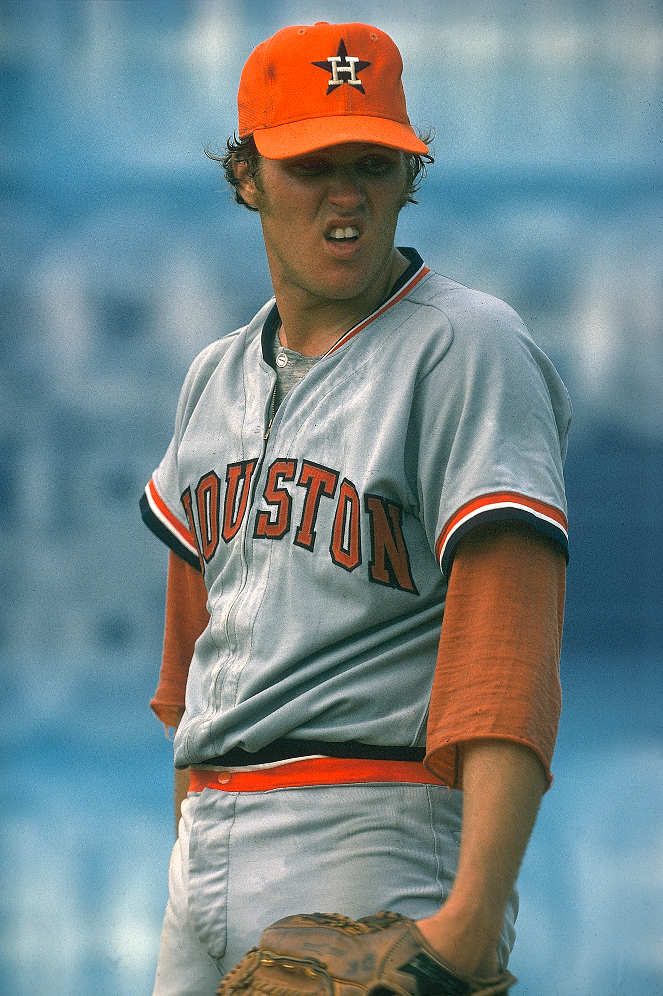 Rookie Pitcher, 1975