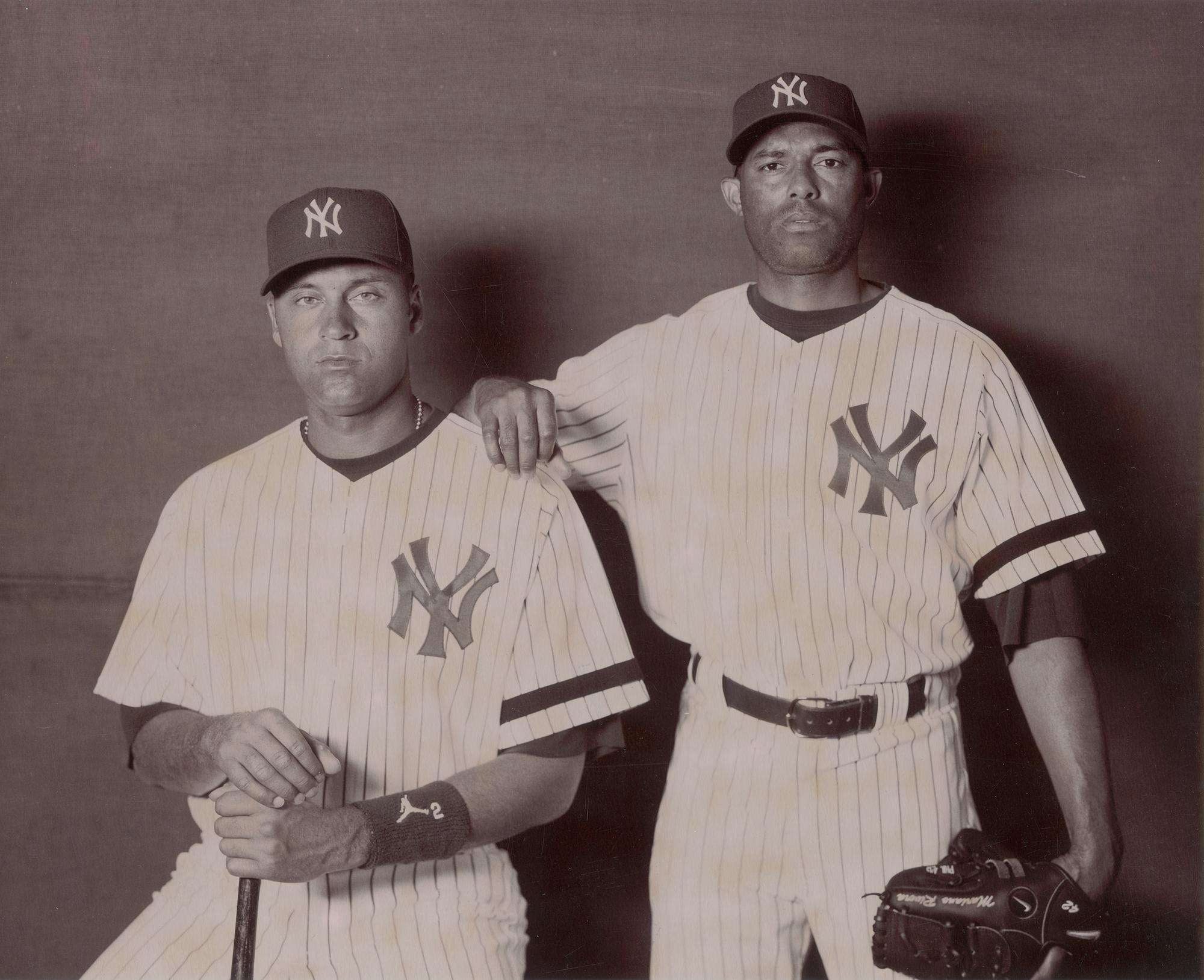 Derek Jeter & Mariano Rivera,