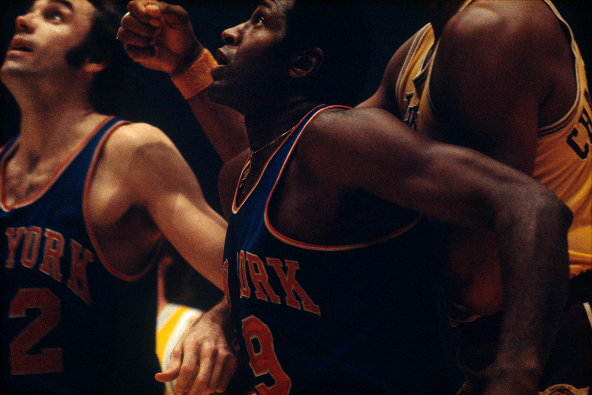 Willis Reed, 1973