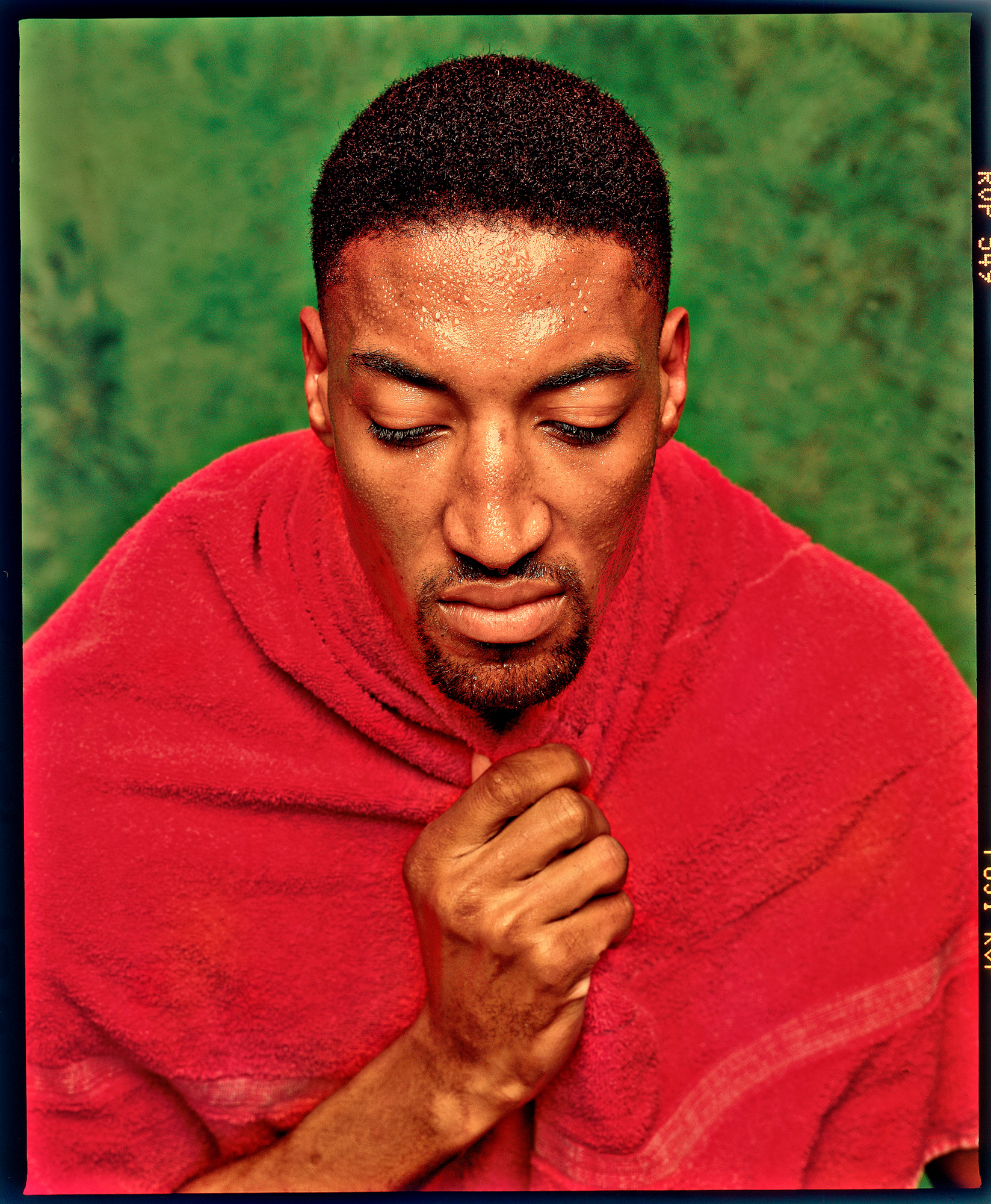 Scottie Pippen, 1998
