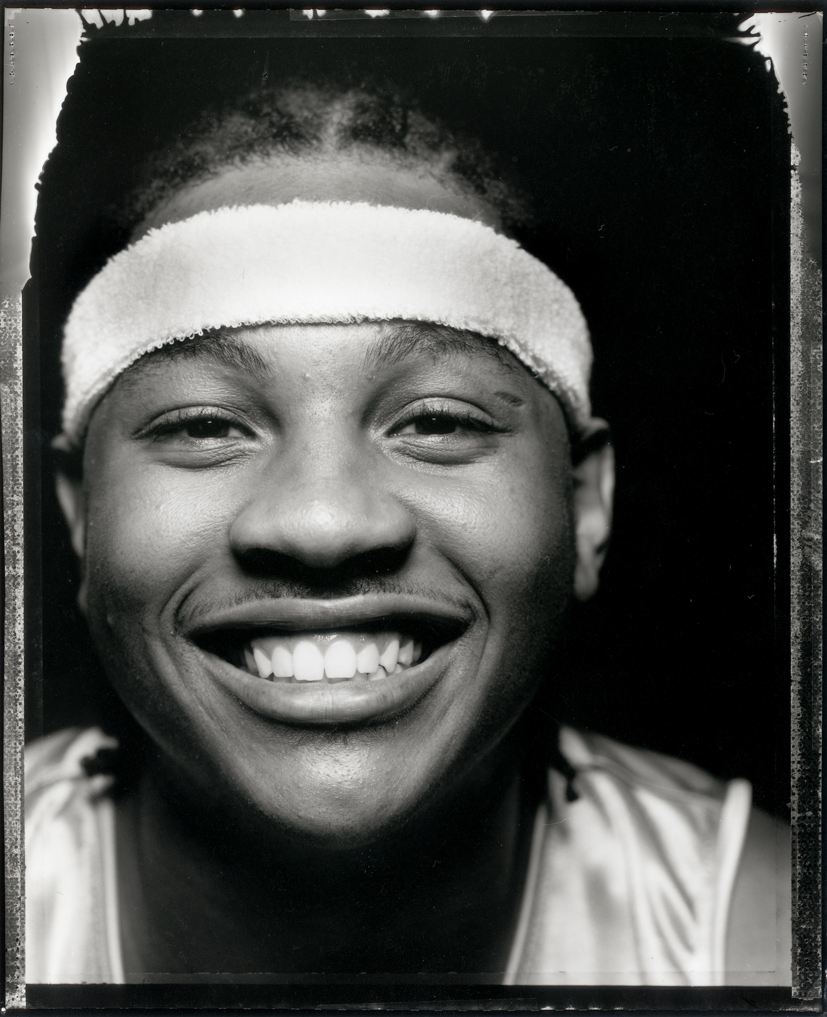 Carmelo Anthony, 2004