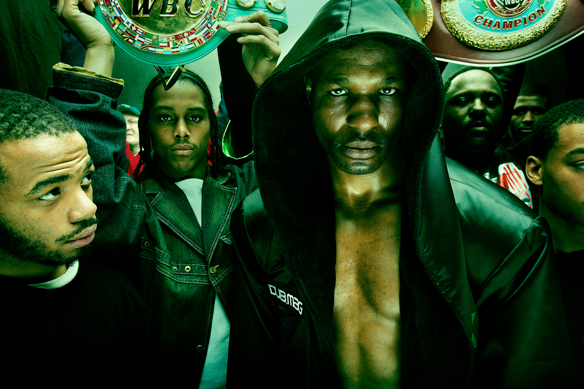 Bernard Hopkins, 2005