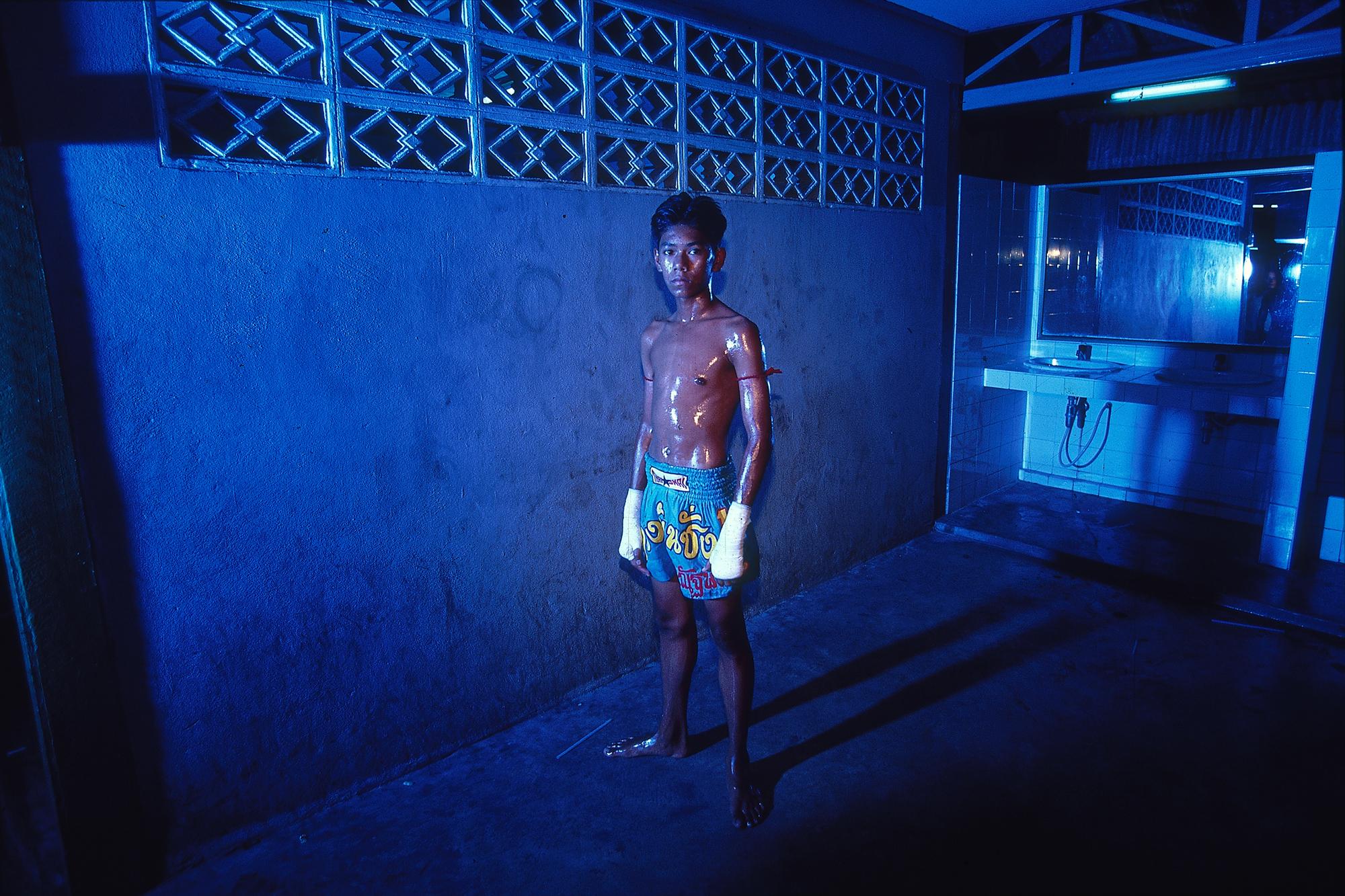 Thai Kickboxer, 1997