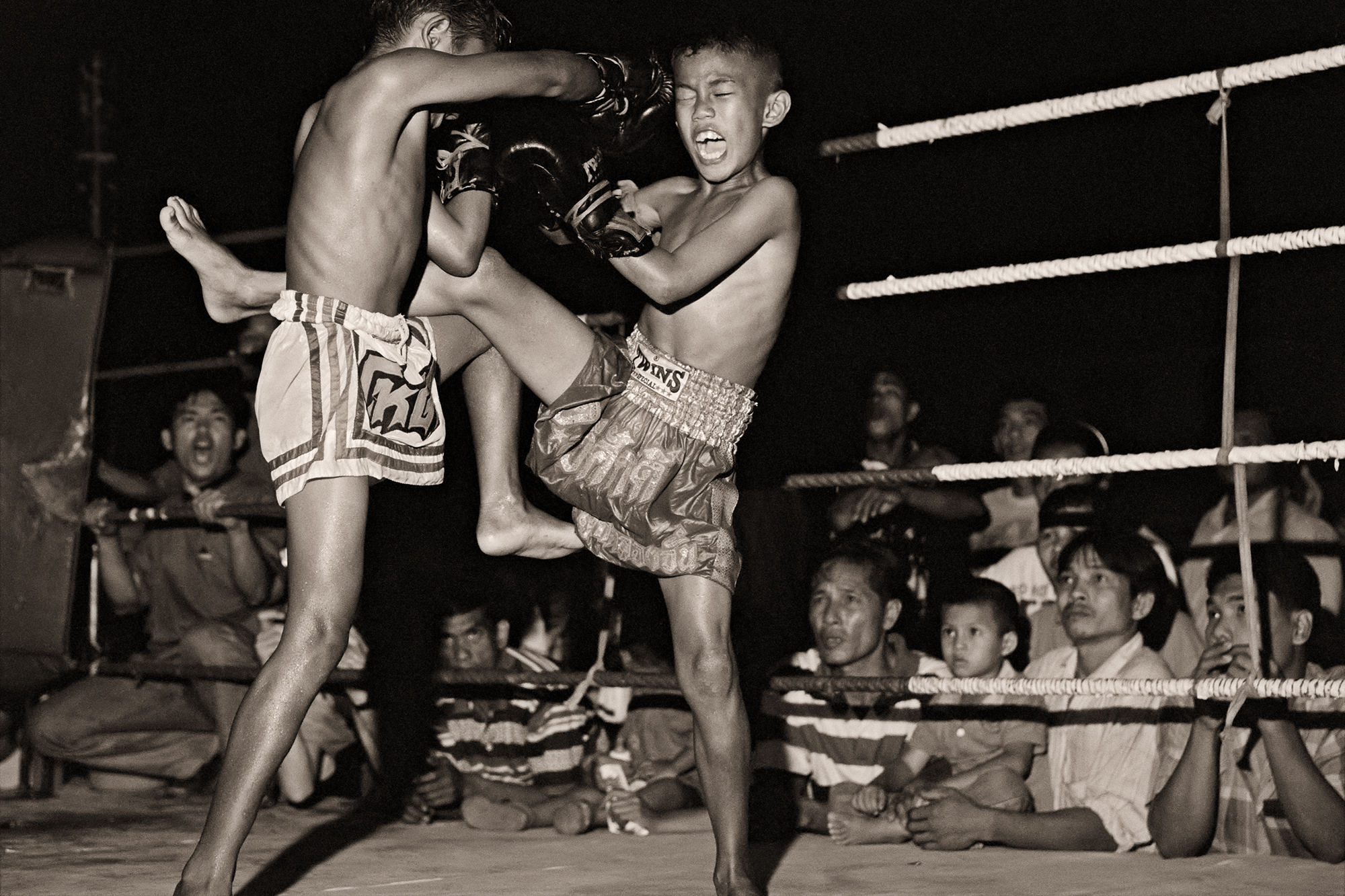 Thai Kickboxers, 1997