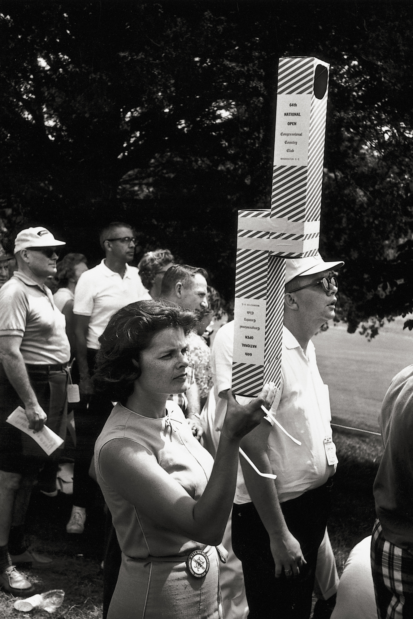 U.S. Open, Congressional Country Club, Bethesda, Maryland, 1964