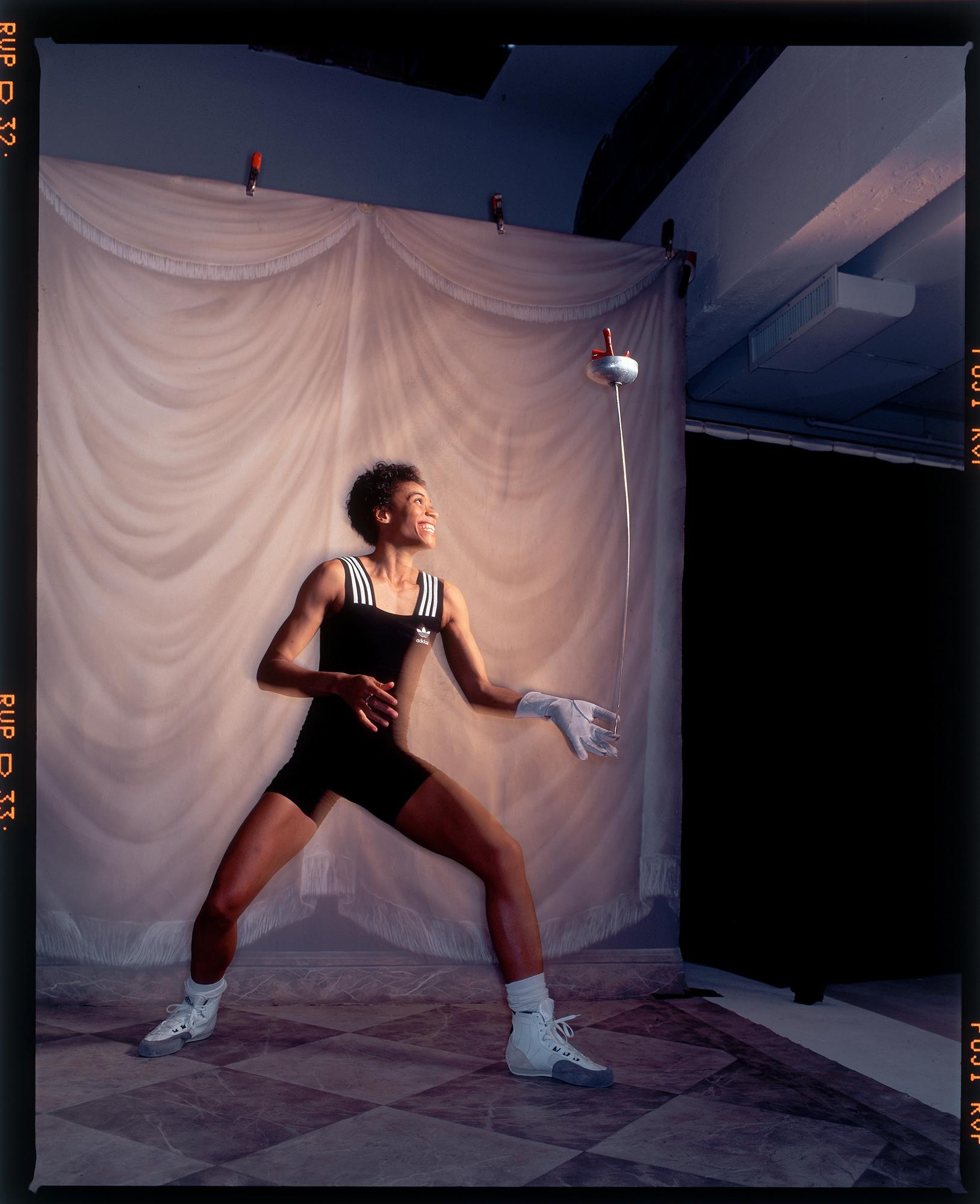 Sharon Mary Monplaisir, 1992