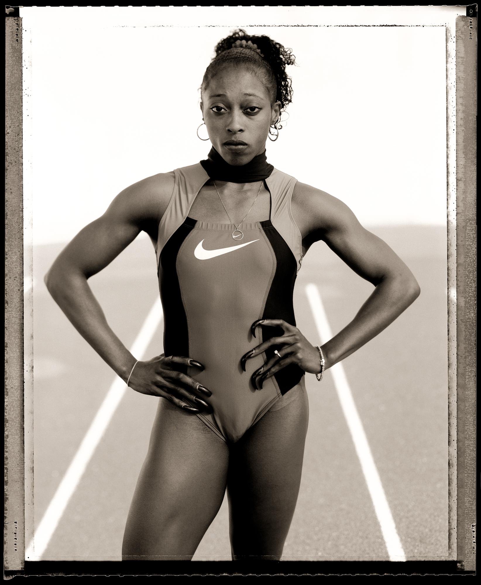 Gail Devers, 1996