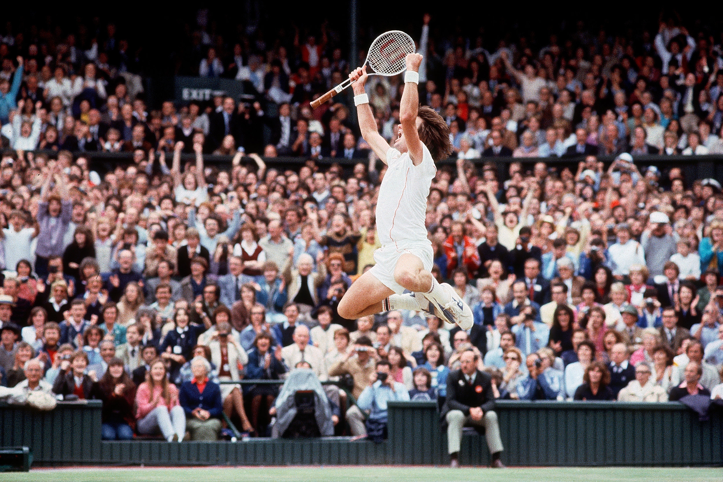 Jimmy Connors, 19
