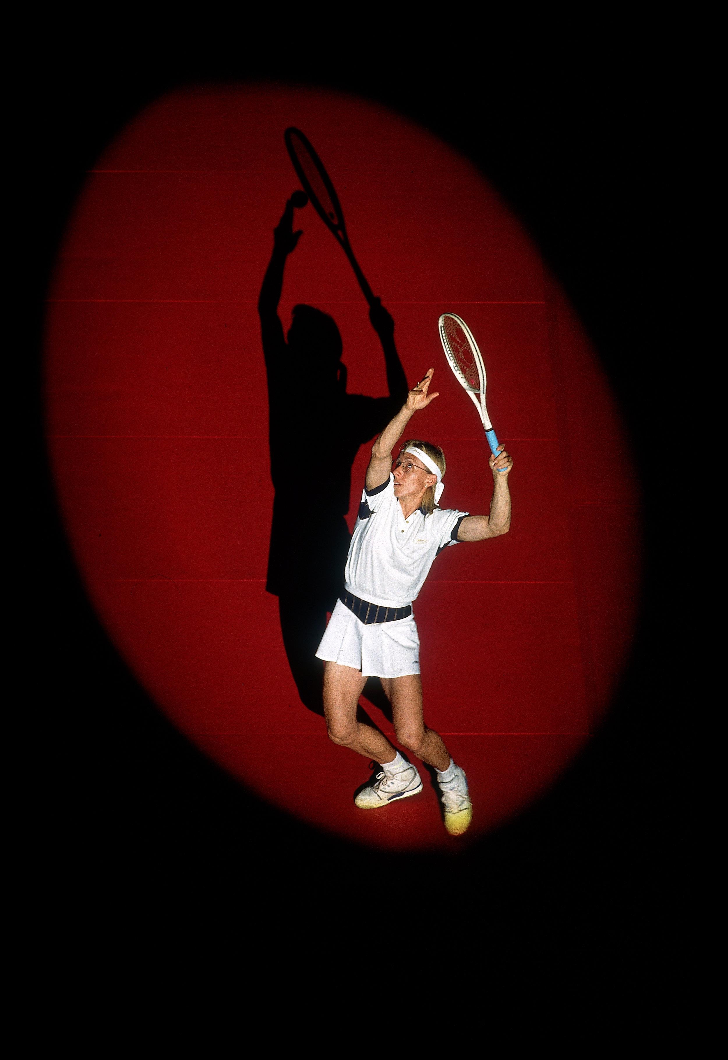 Martina Navratilova, 2005