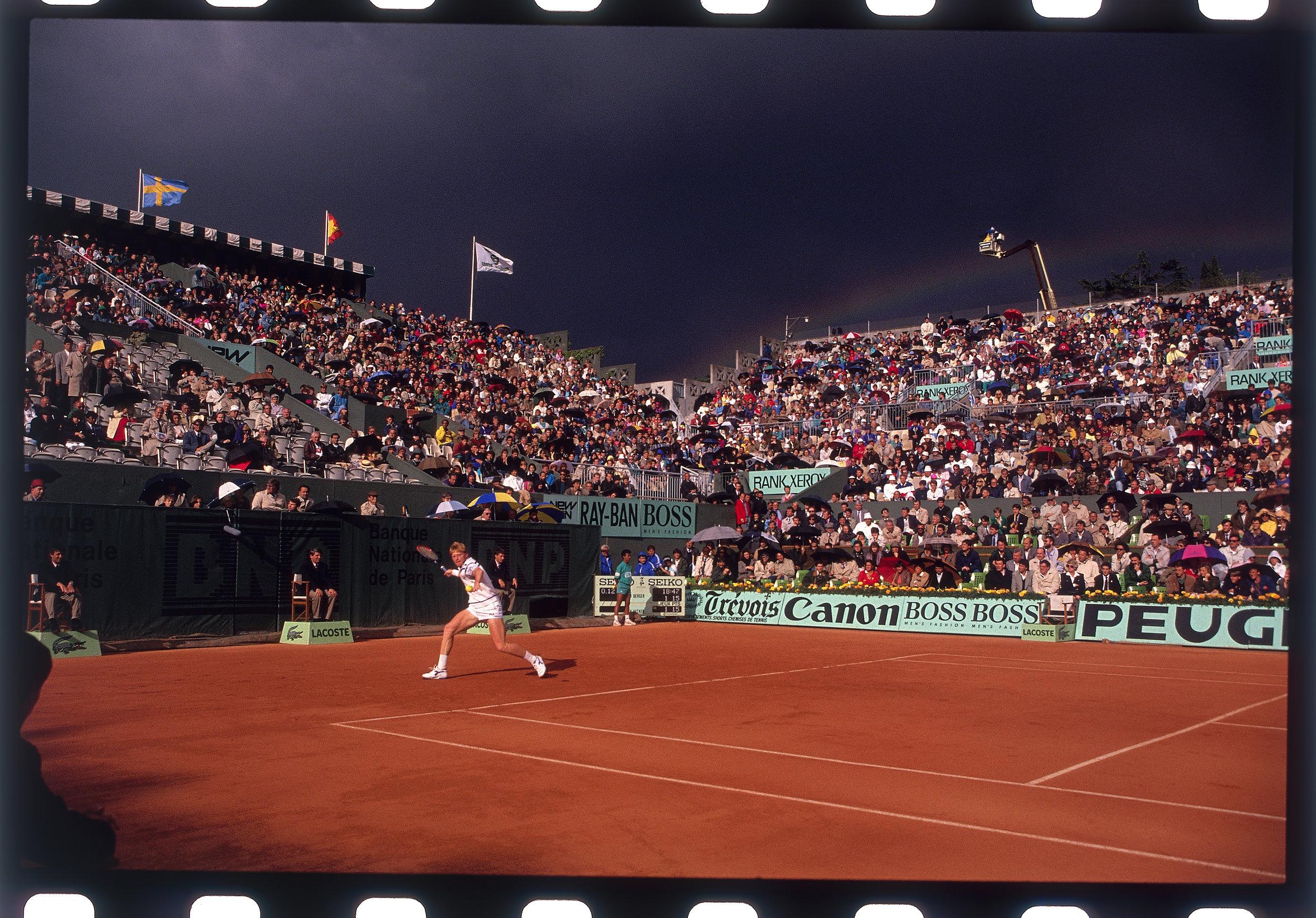 Boris Becker, 1989