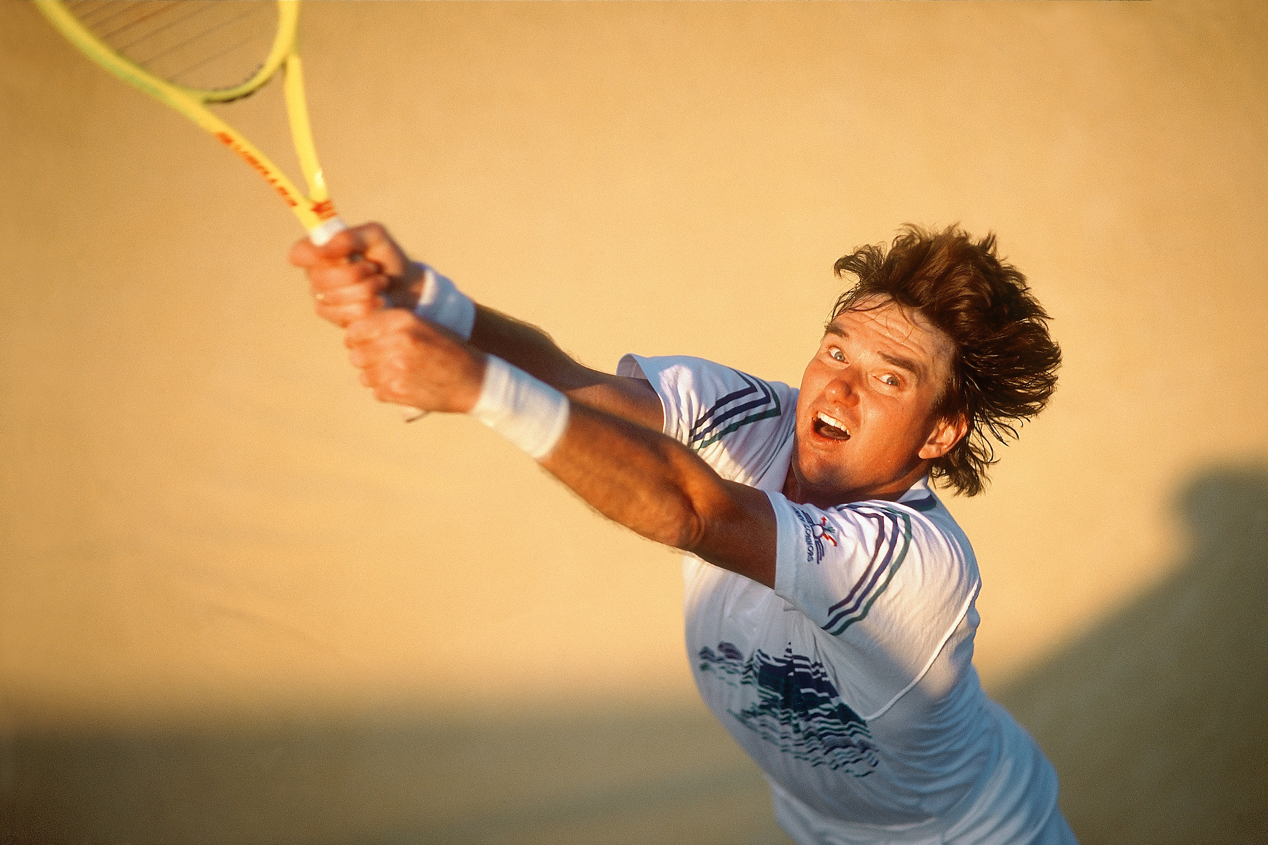 Jimmy Connors, 1991