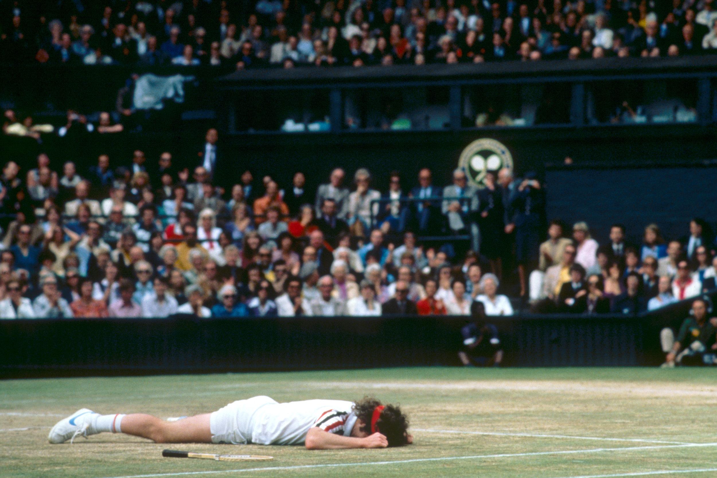 John McEnroe, 1980