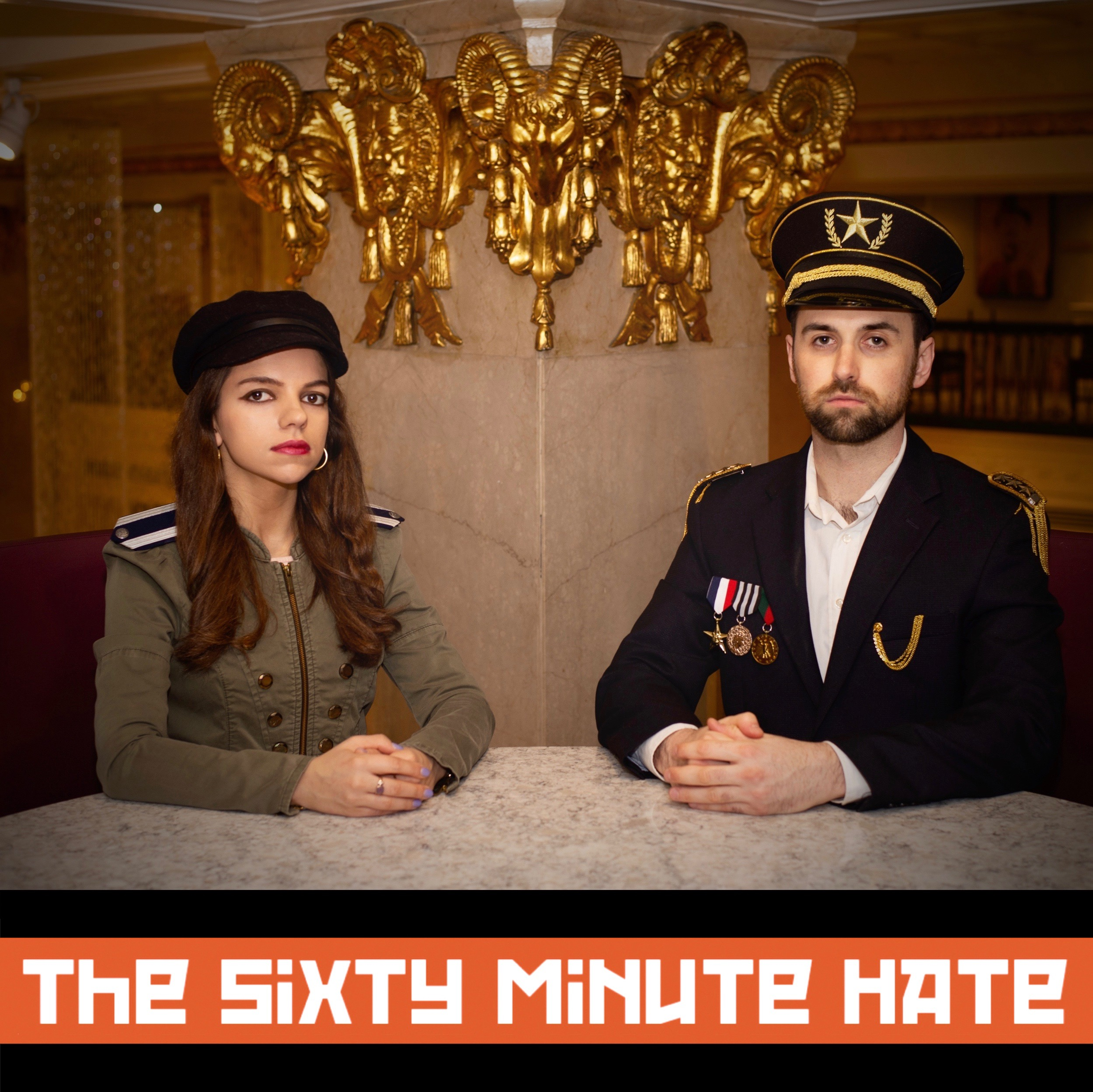 - A Muslim woman & a Jewish man overcome their differences... to hate on everything, together.Comedians Denise Taylor & Benjy Himmelfarb present The Sixty Minute Hate, a podcast for smart attractive people only.Subscribe on Apple Podcasts or stream here.