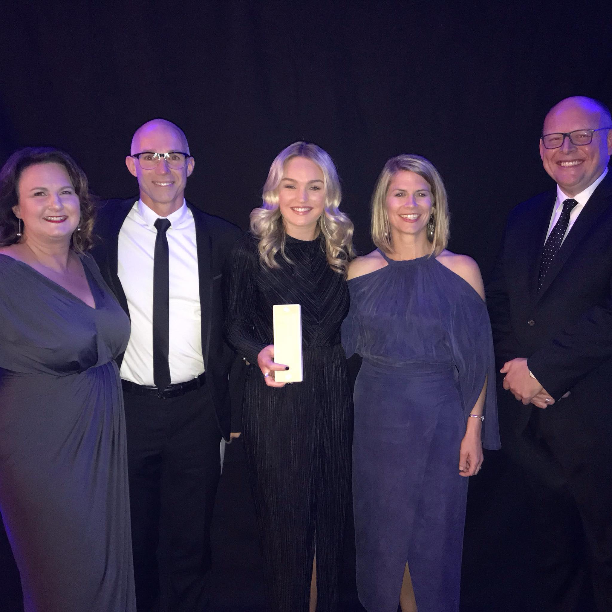 Kingthing Marketing Launceston Chamber of Commerce Award Winners