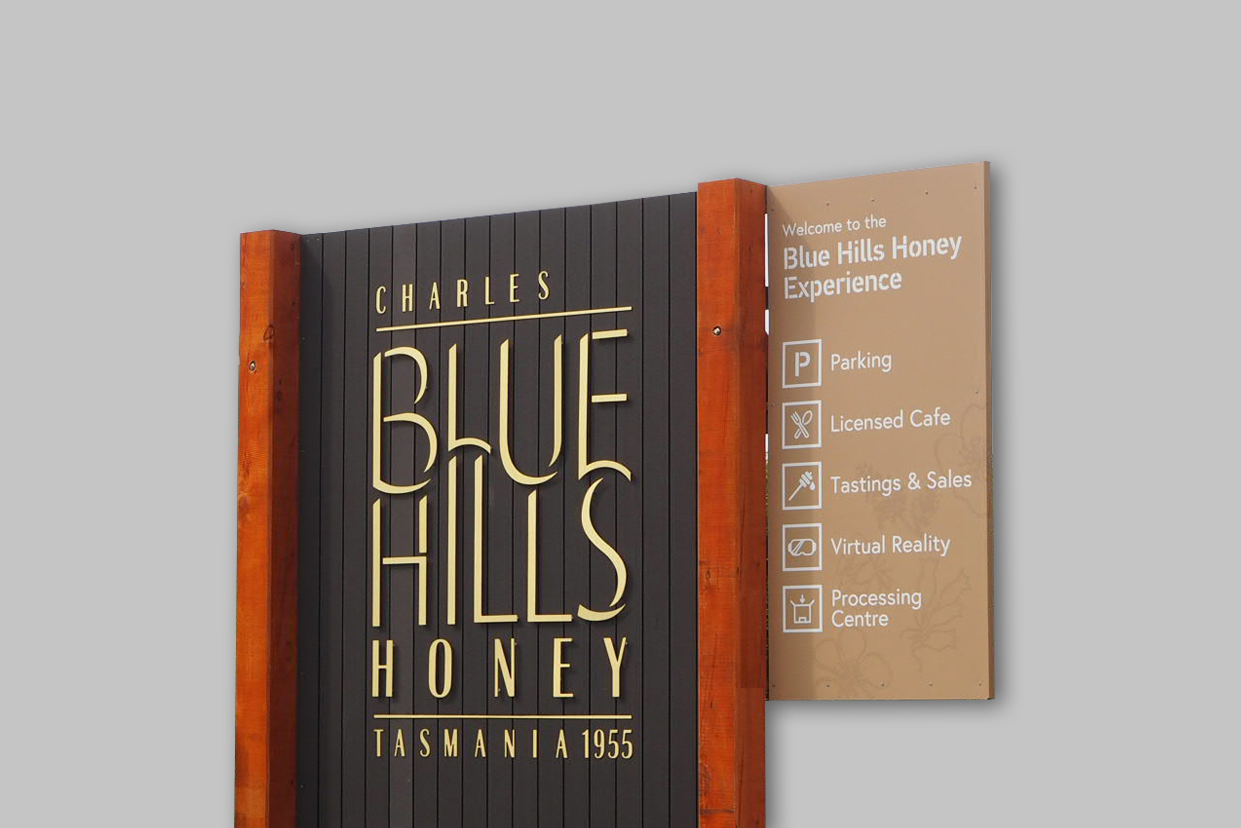Blue Hills Honey