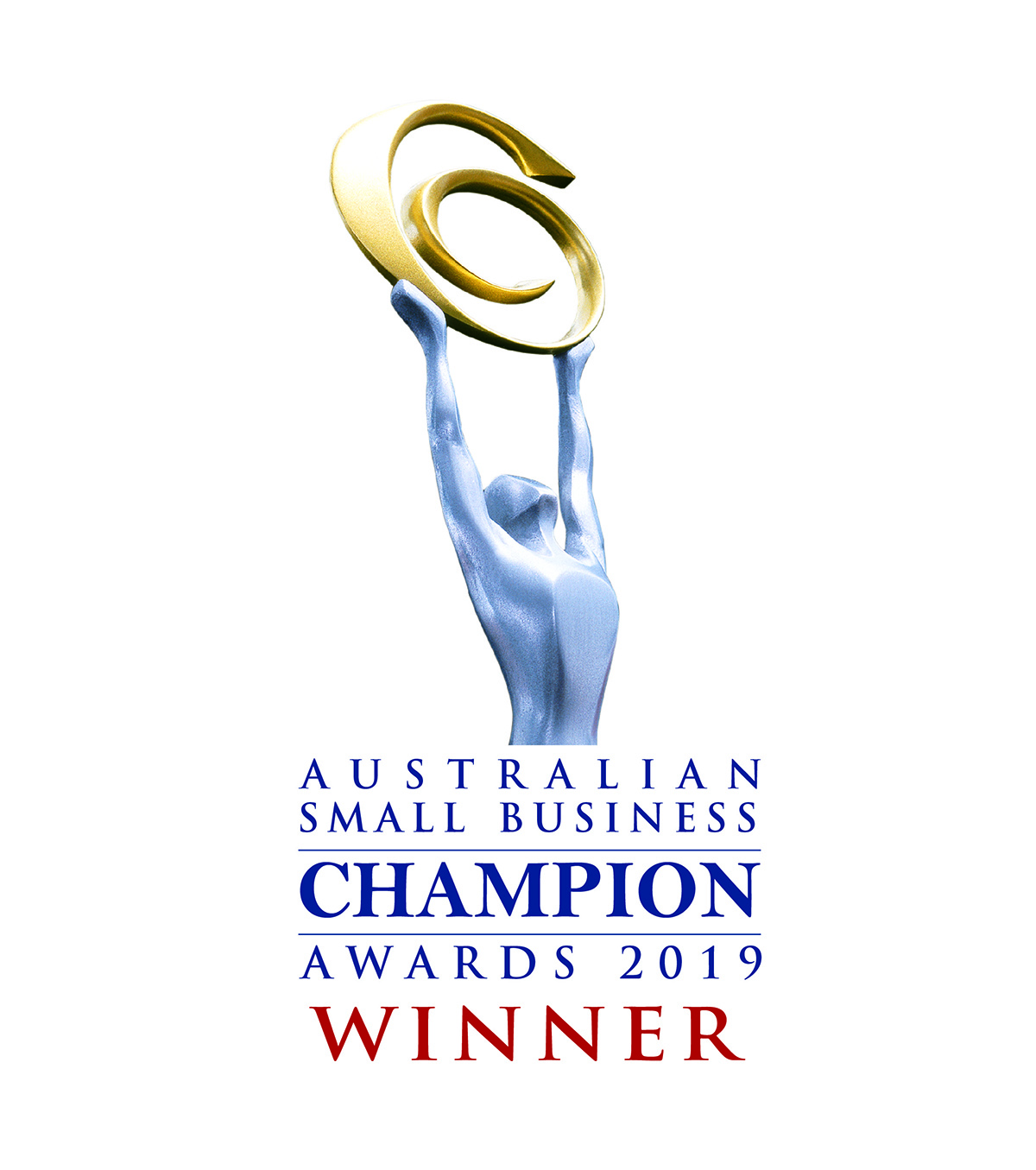 Kingthing Marketing - small business champion awards winner 2019