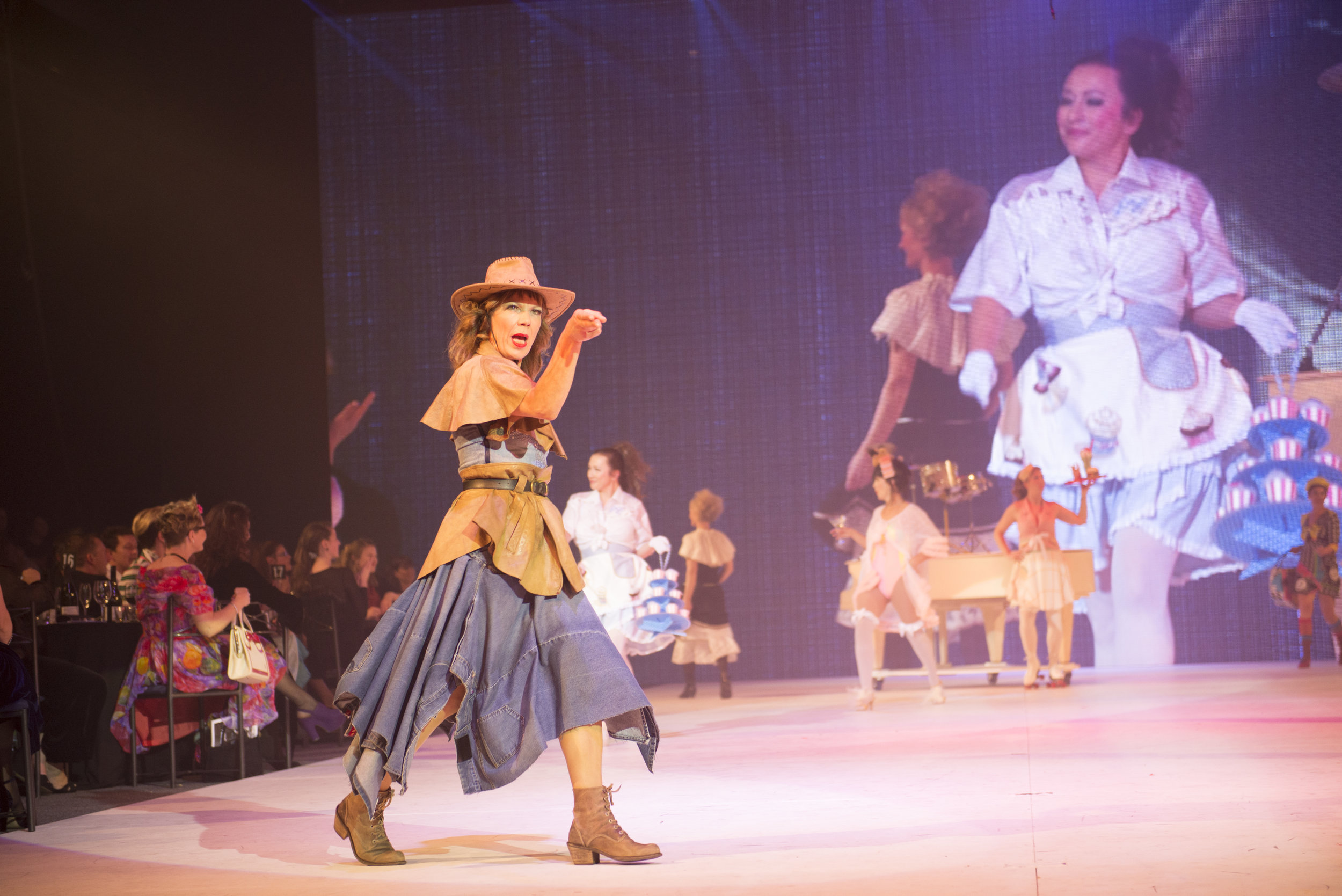 Tarnished Frocks and Divas 2013