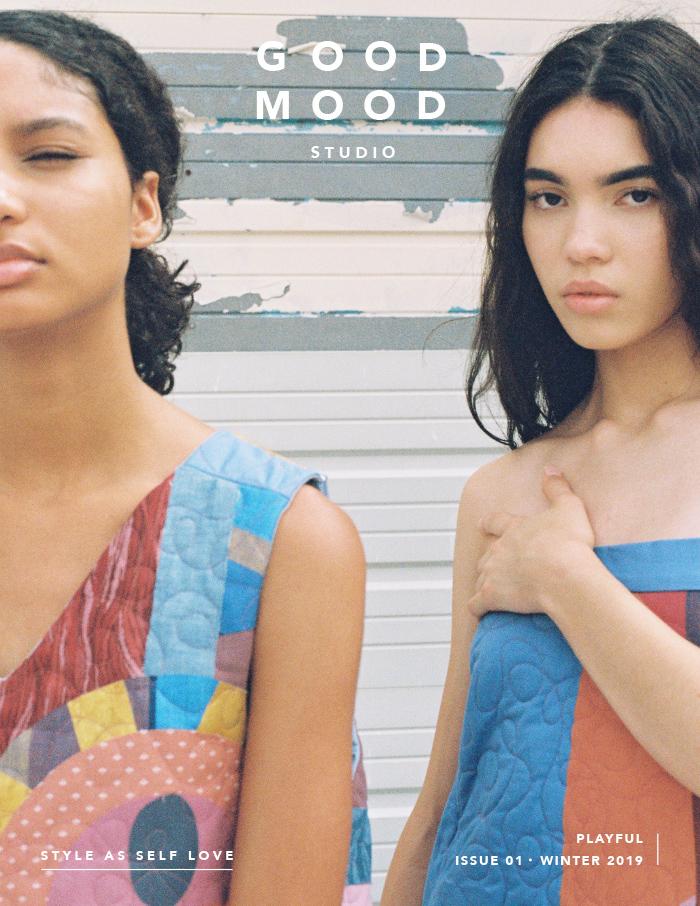 Photo by Cary Fagan • Wardrobe/Designer: R'Bonney Nola • Models: Ashley Brito & Truth