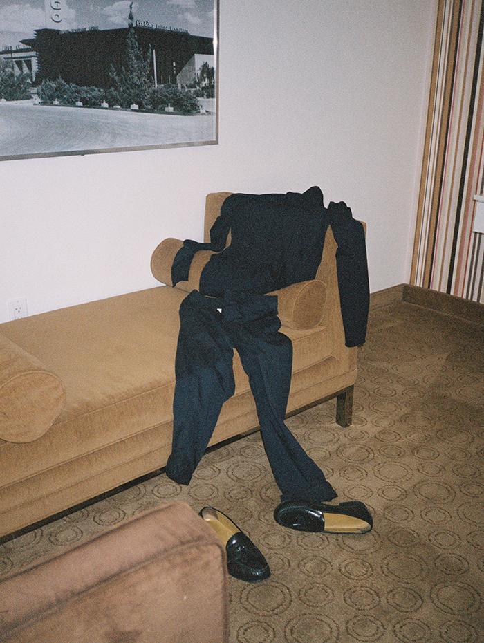 self portrait,  Cary Fagan • location: Las Vegas, nv