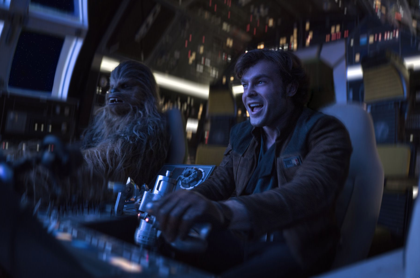 Solo: A Star Wars Story , Photo by Jonathan Olley, Courtesy of Lucasfilms Ltd.
