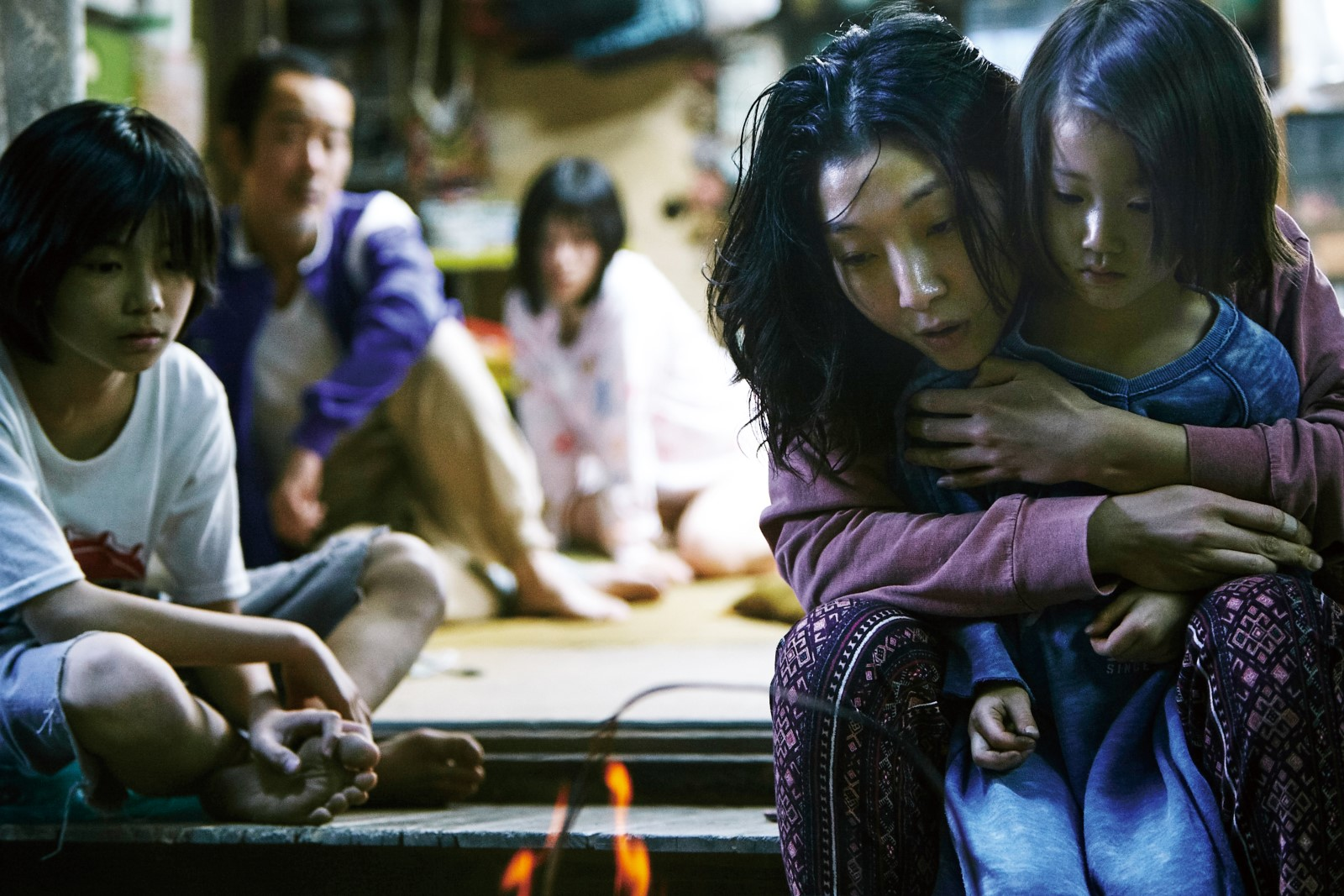Directed by Hirokazu Kore-eda
