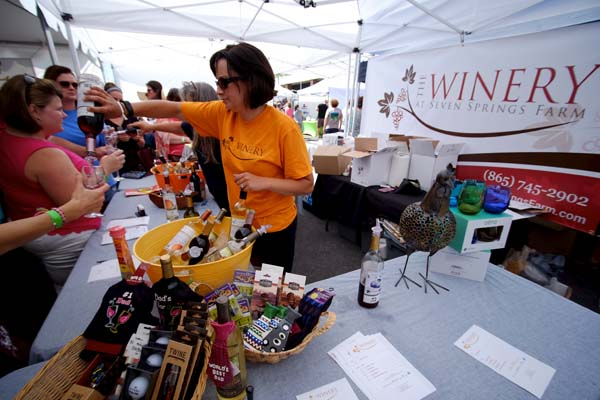 Tennessee wine tasting - Taste Tennessee Wines and ciders from Great Valley Wine Trail, June 15, 9 a.m. to 3 p.m. Tickets are $10 at the gate and a portion of the proceeds benefits the Free Medical Clinic of Oak Ridge. Sponsored by The Ferrell shop.