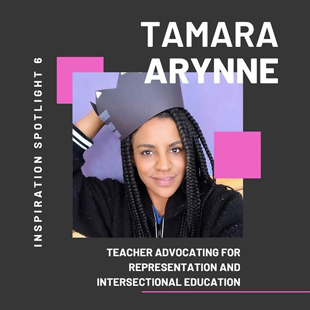 Hi everyone! For this weekend's Inspiration Spotlight, I wanted to highlight Tamara Arynne, a teacher working to provide more representation in the classroom. Her work on @ifpencilscouldtalk inspires me to ensure that the issues I cover in my podcast are intersectional and that I consider how something could affect people of various different backgrounds, whether that be in terms of race, sexuality, or many other things. Her work to provide books and lessons that her students can relate to is so inspiring to me. I encourage all of you to check out her work!!! Don't be afraid to use the information that she provides in order to call out your own teachers or administrators. Check back next weekend for a new Inspiration Spotlight! - - - - - #podcast #podcastlife #smallpodcast #podcaster #empowerment #education #educateyourself #empoweryourself #student #educationfromanequal #equal #highschoolcurriculum #nationalcurriculum #critical #critique #curriculum #healthclass #highschool #inspiration #inspirationspotlight