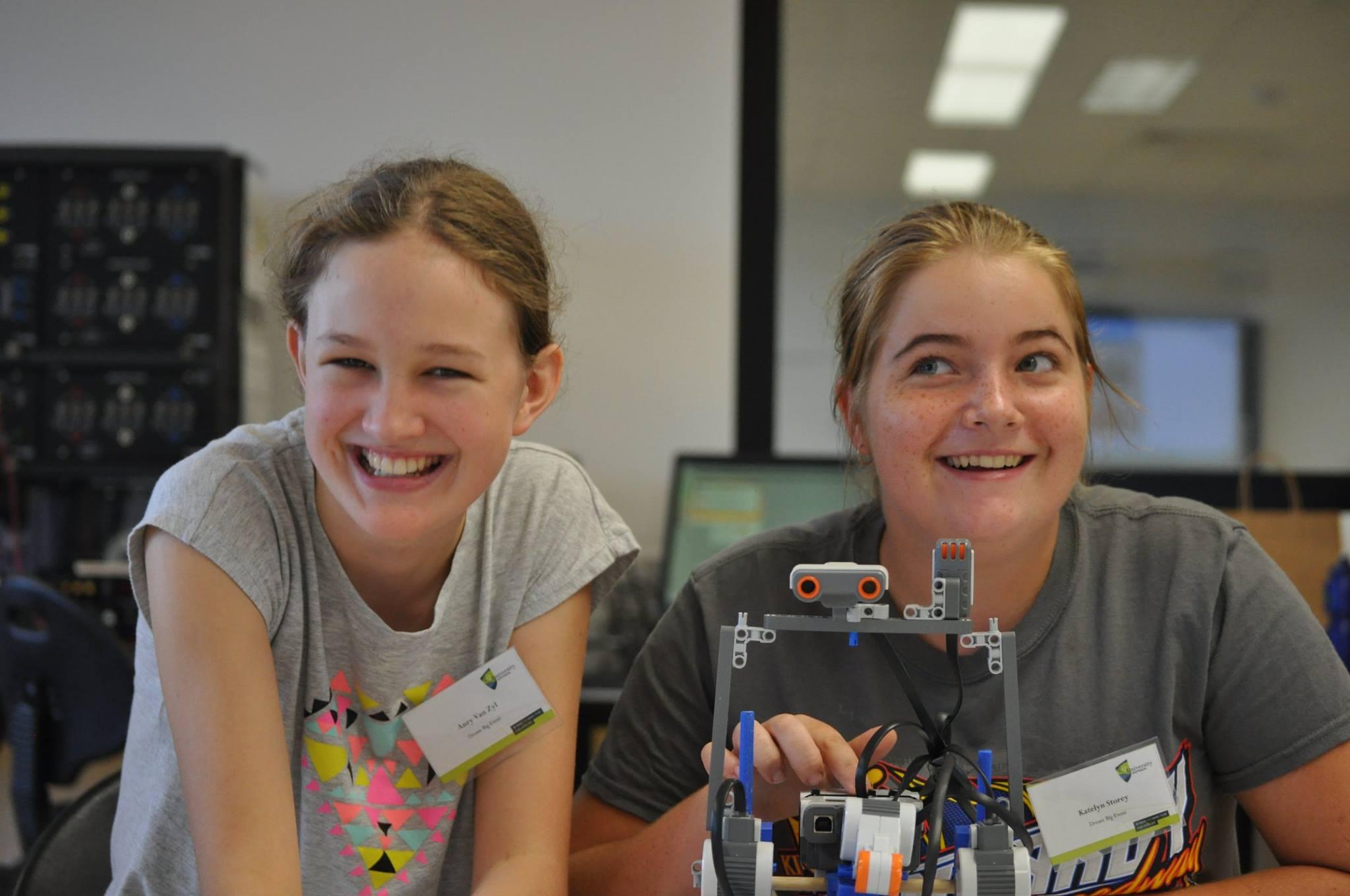 Mindstorms and Robot C programming