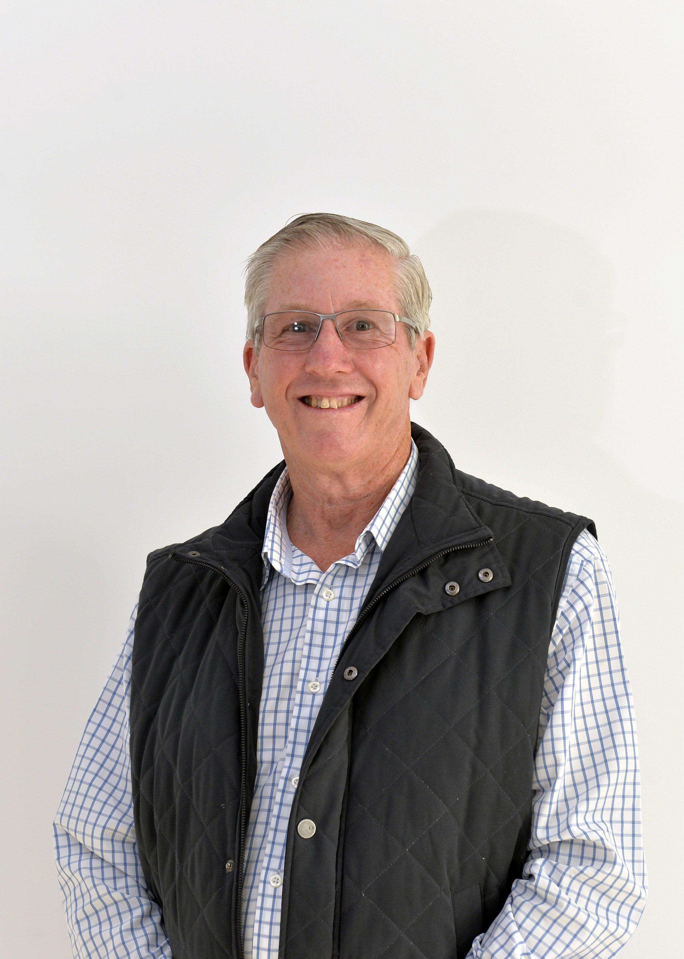 Ken Muston. | Founder