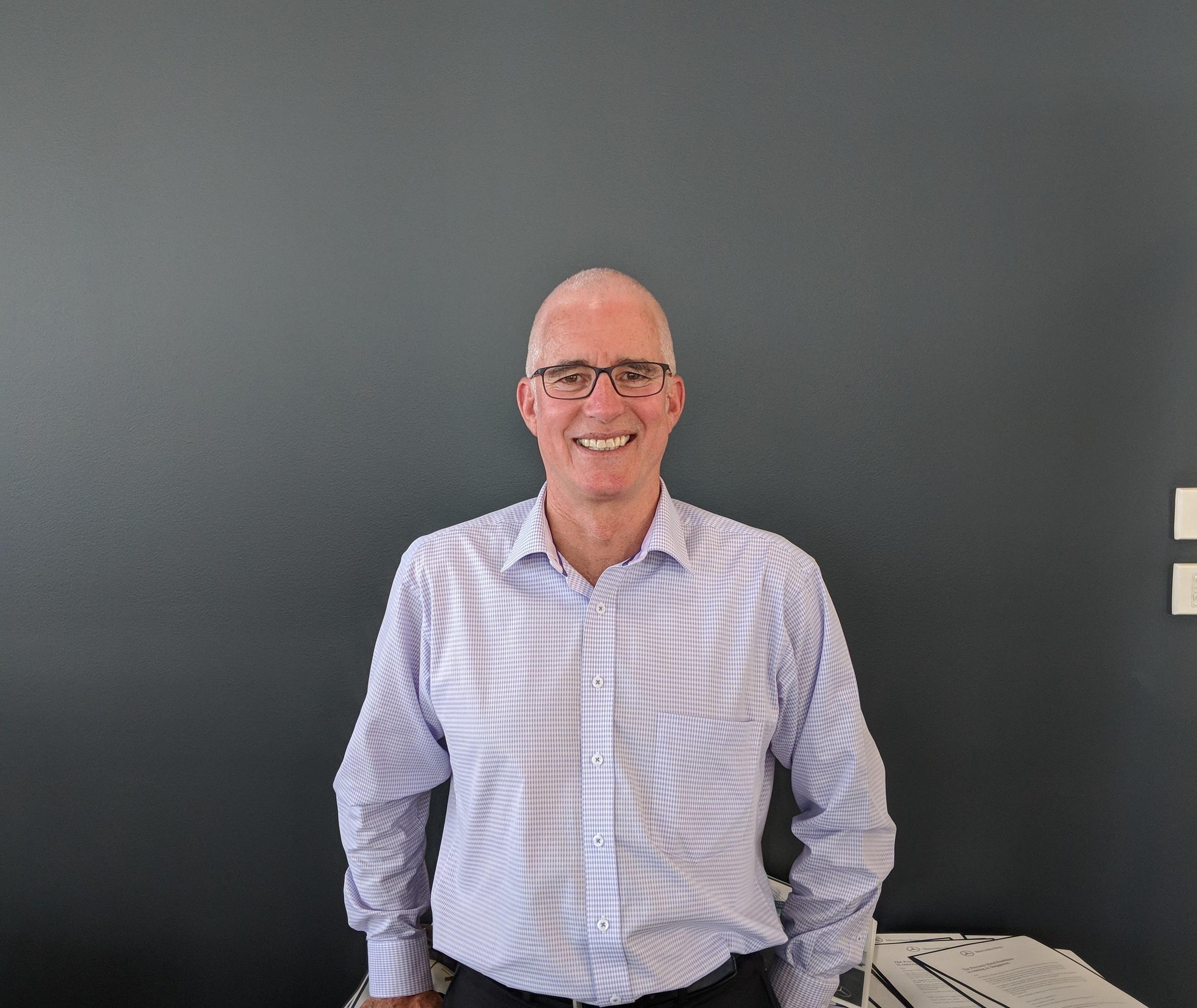 Kelvin Maude. | Sales Manager.