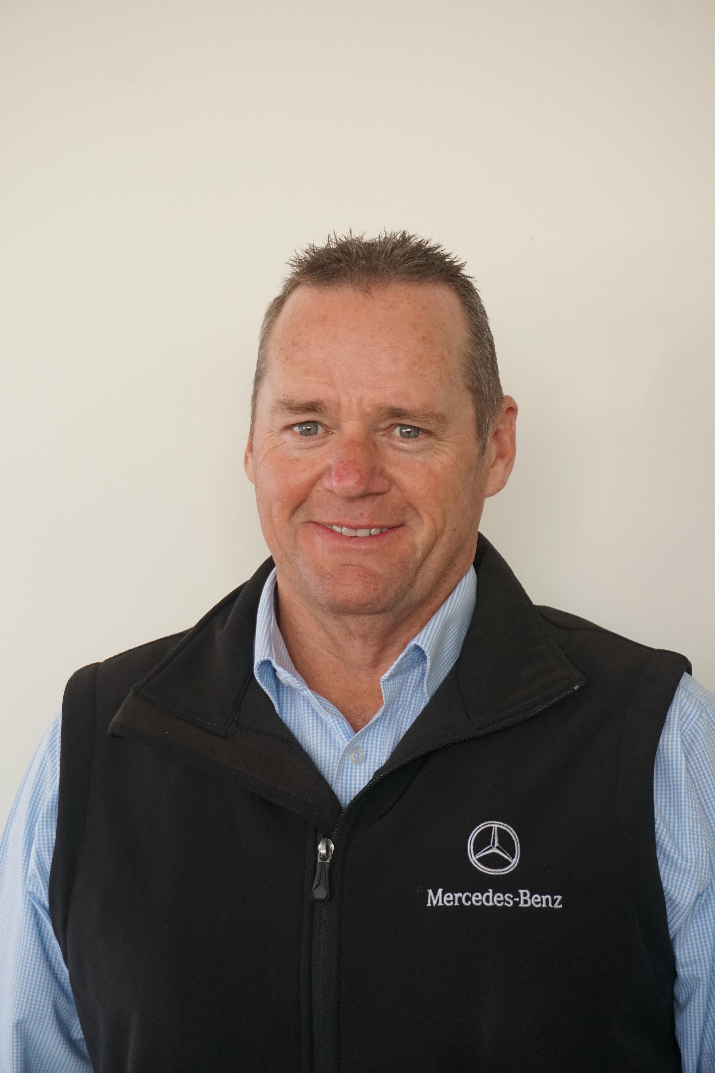 Chris Kinder. | Business Manager.