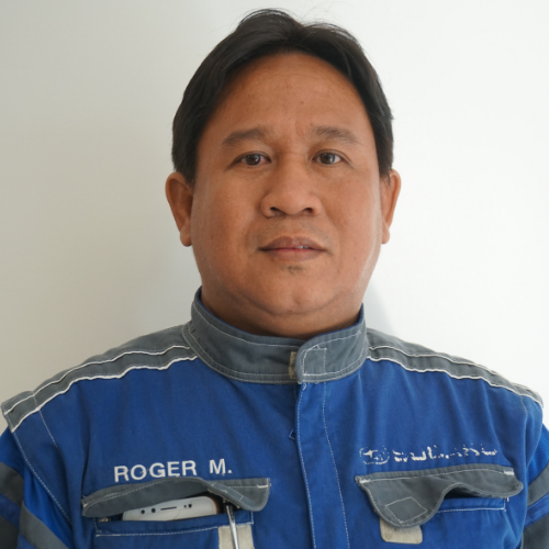 Roger Molina | Technician