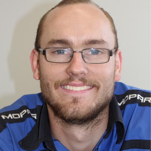 Justin Kneebone | Apprentice Technician