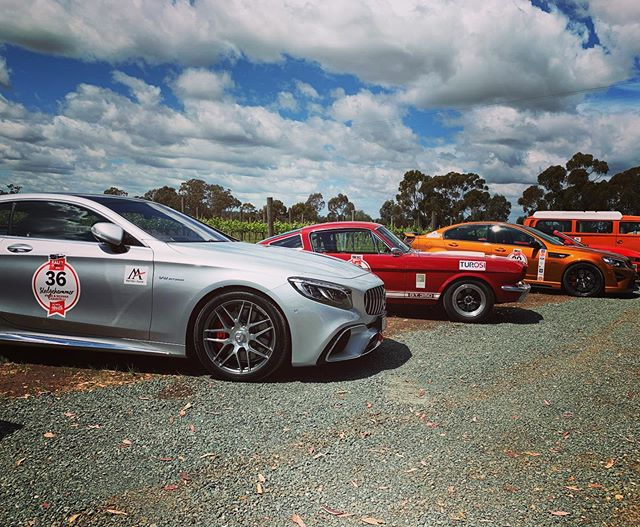 @kenmustonmercedesbenz are once again supporting this years @kfcaustralia Rally 4 Youth. Some of our lucky team are there participating in an amazing entourage of cars with a large Mercedes Benz presence.