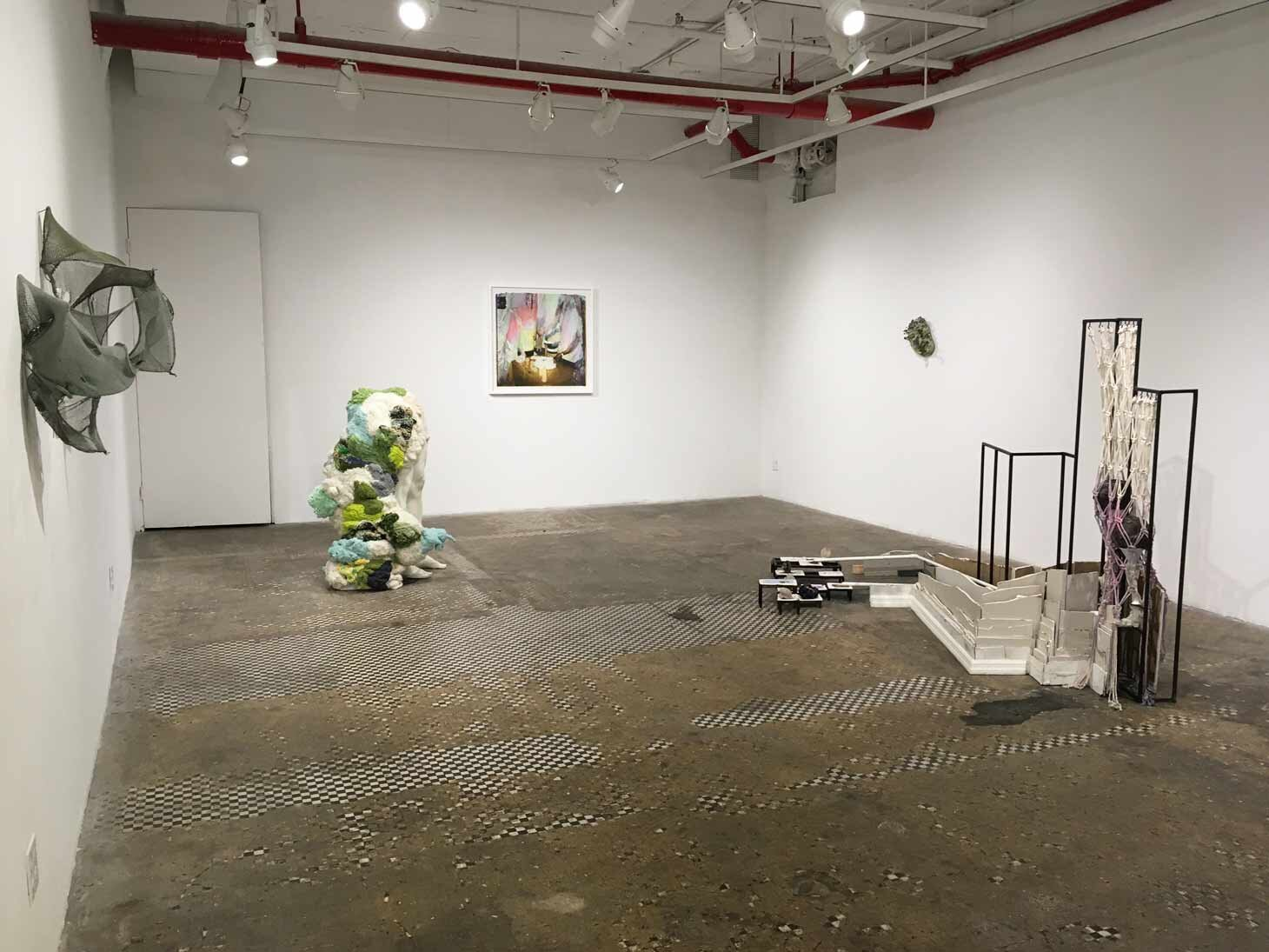 ( Im )perfection , installation view (All photos by the author for Hyperallergic unless noted otherwise)