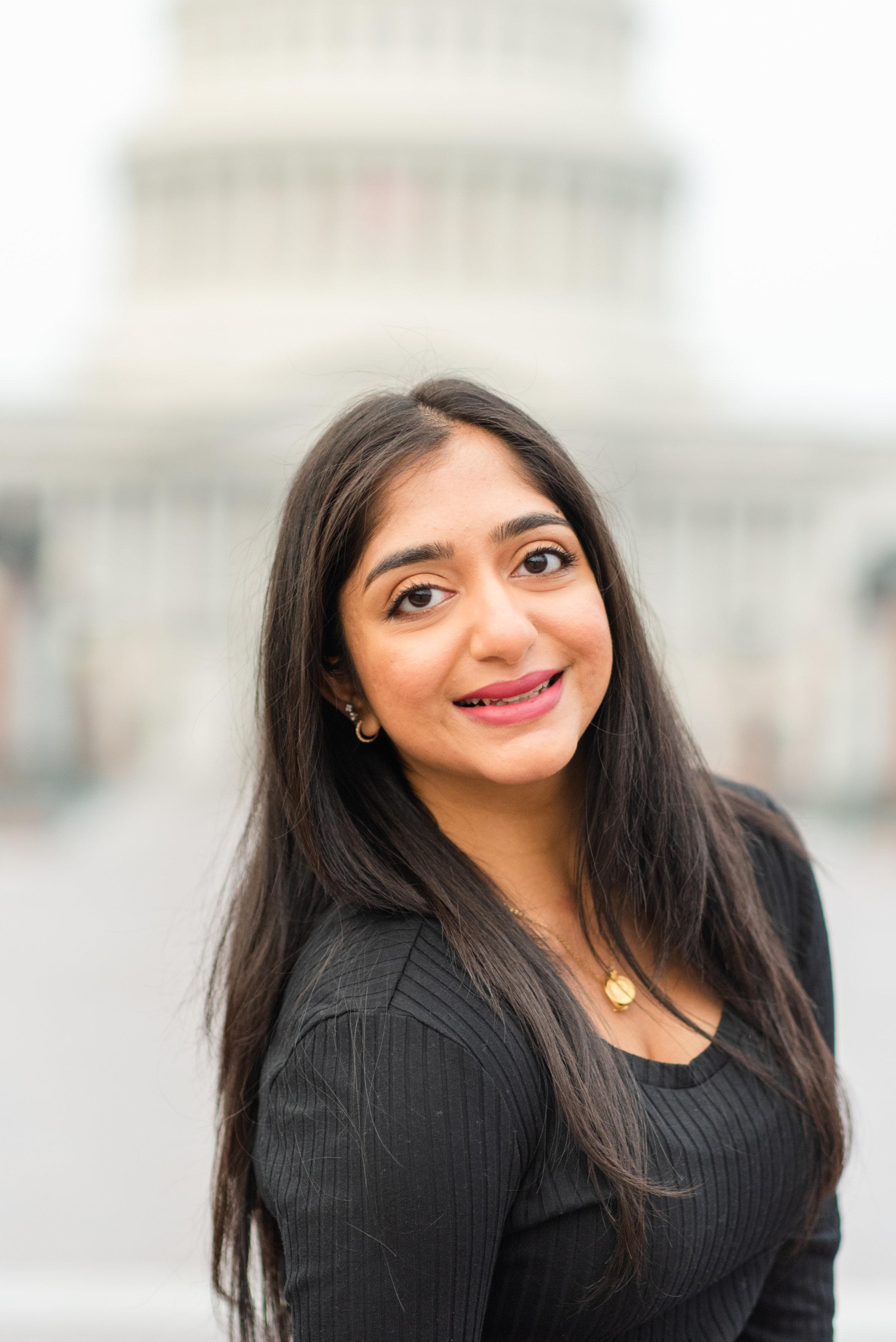 Suma Chaparala - Board At-Large, Operations Team
