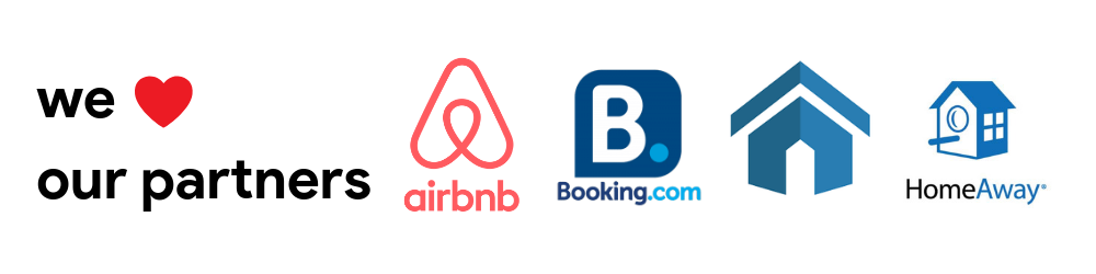 We proudly distribute on    StayOverSea.ca   , Airbnb, Booking.com, Canada Stays, and VRBO/HomeAway.