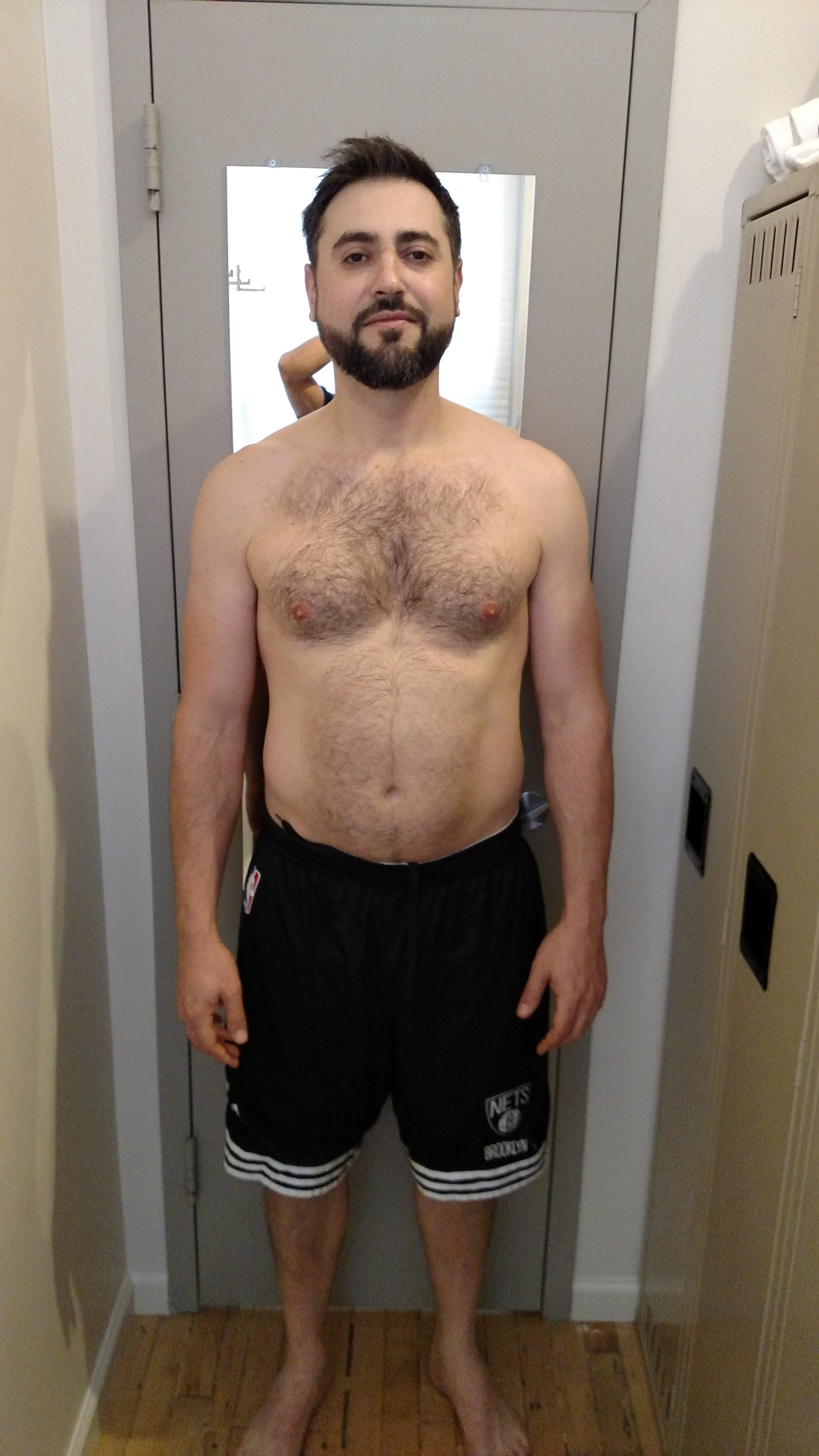David lost 27lbs and 5.5 inches around his waist in 10 weeks on the Primal Shred Program… without doing a single high intensity workout! And has kept the weight off for 2 years!